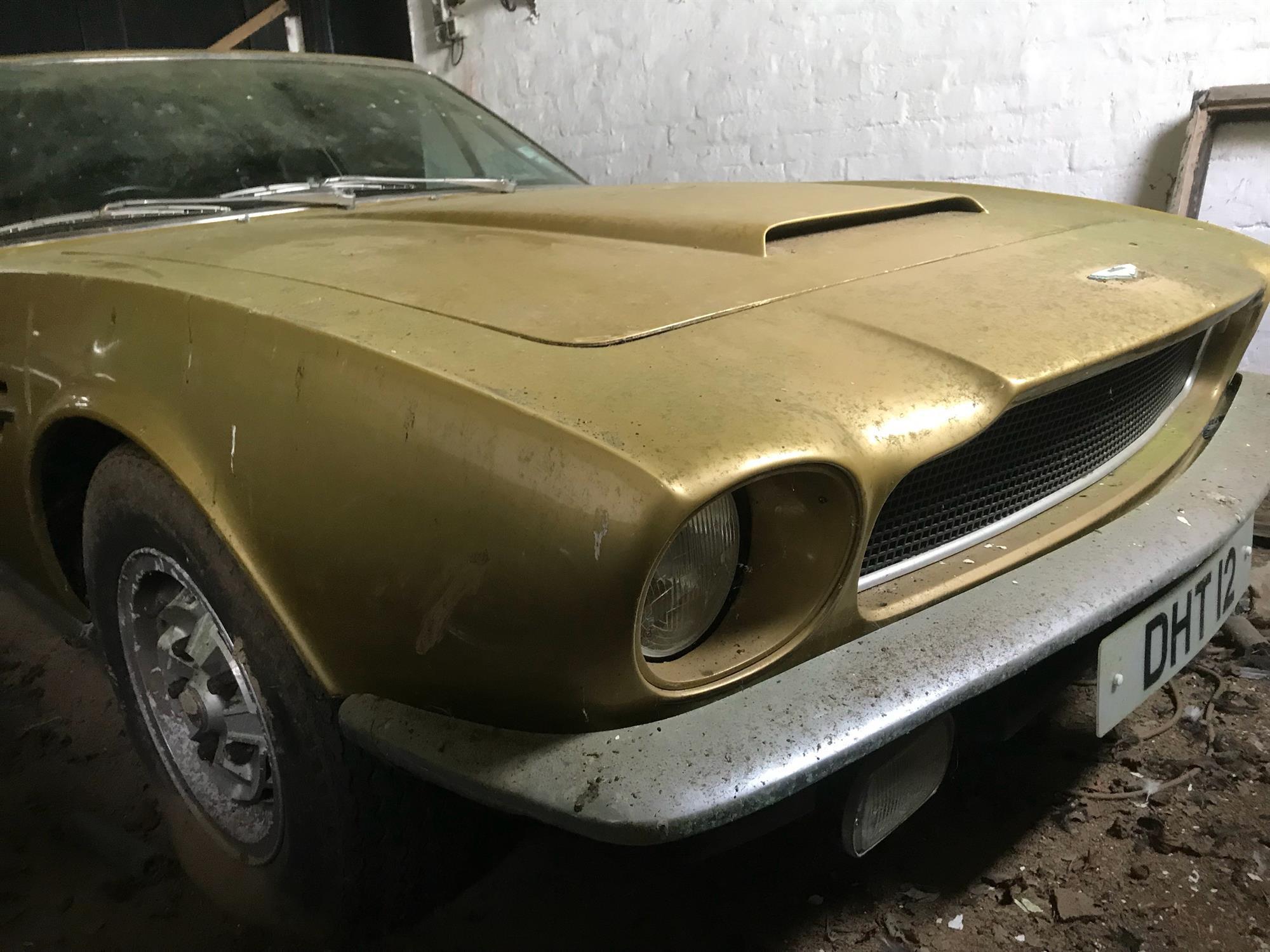 1973 Aston Martin AM V8 - Garage Find