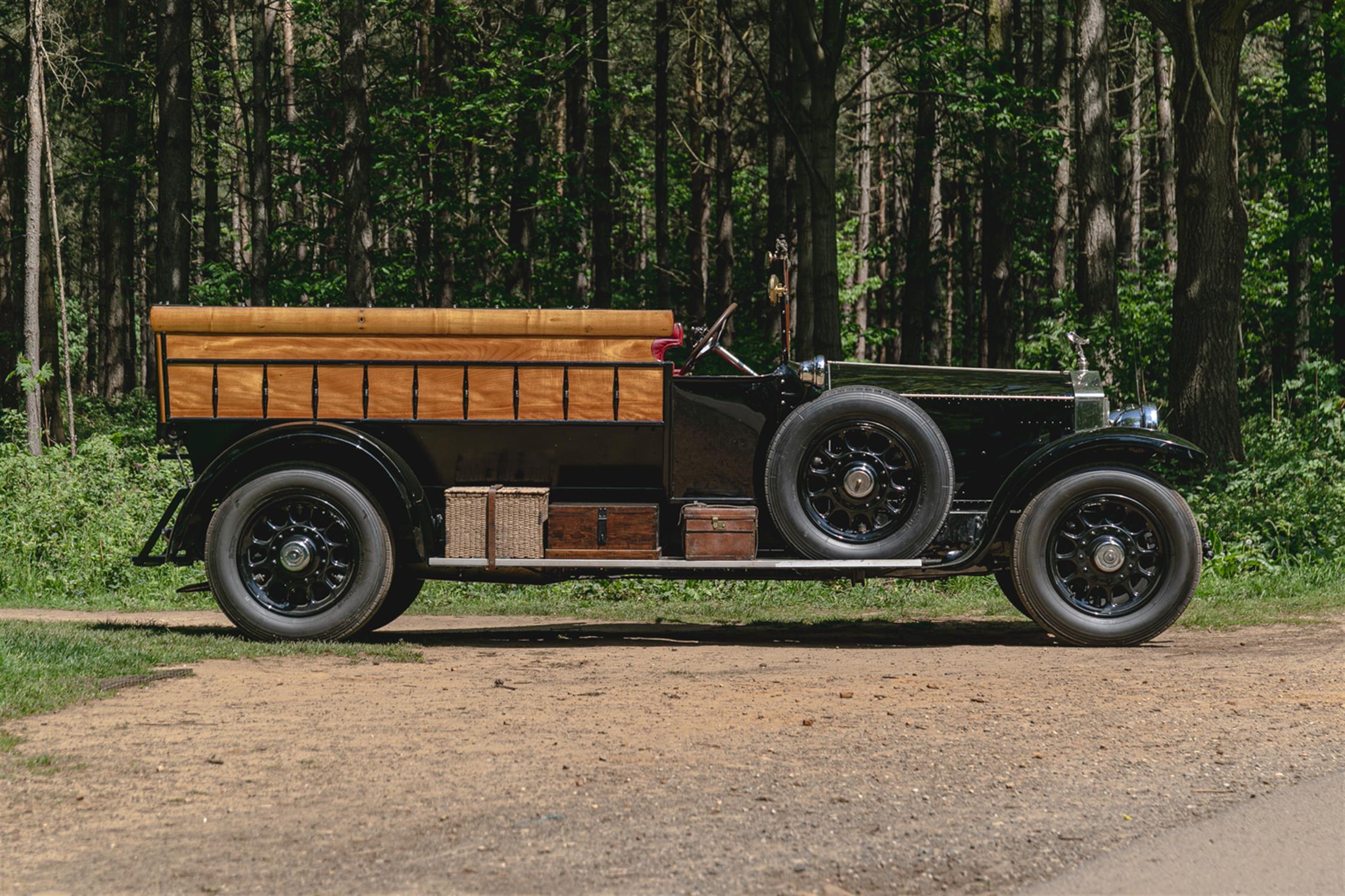 1927 Rolls-Royce Phantom 1 Open Tourer - Image 5 of 10