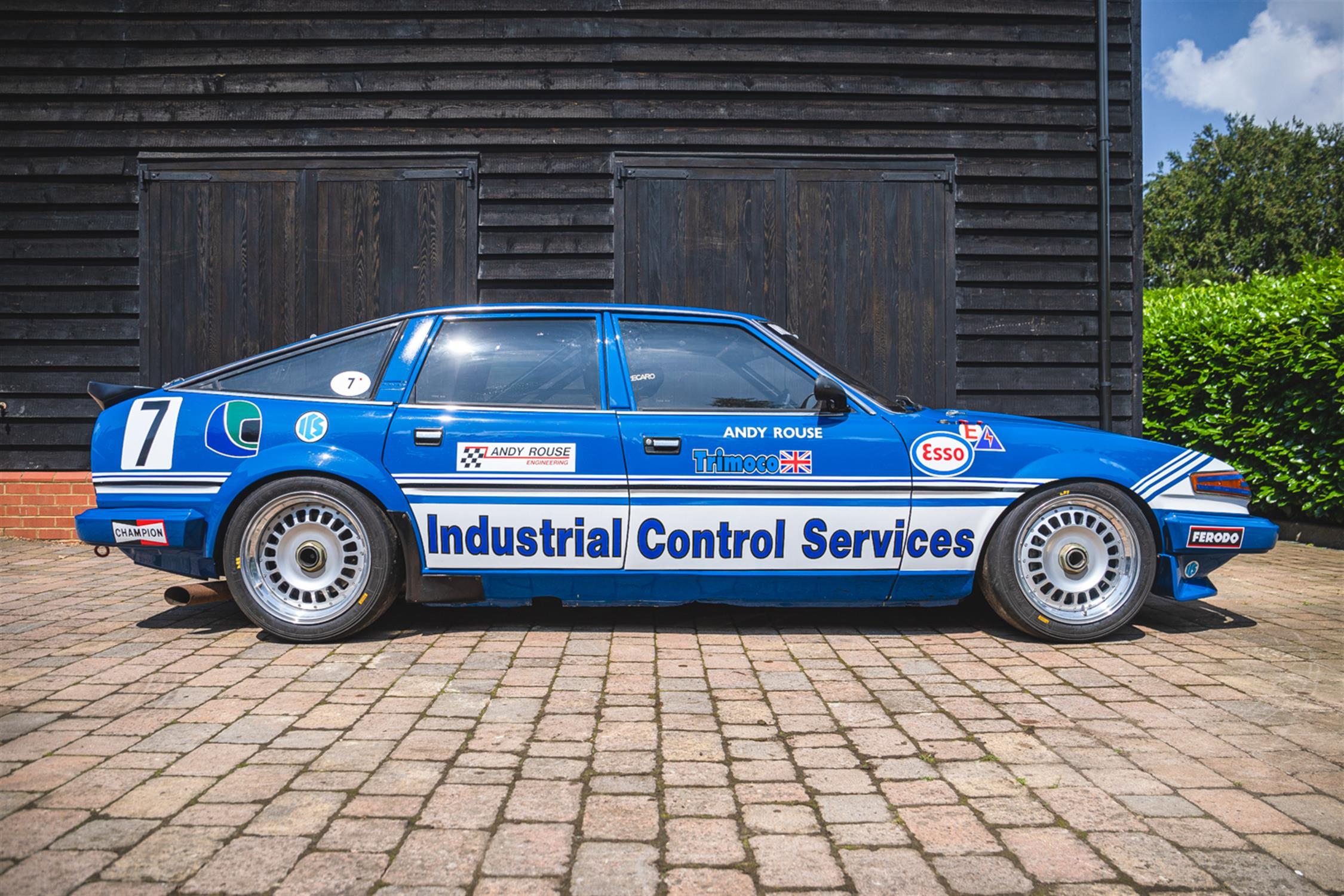 BTCC Championship-Winning 'Group A' ICS Rover Vitesse - Ex-Andy Rouse - Image 9 of 12