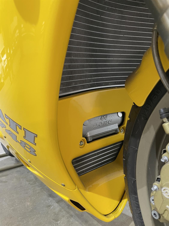 1998 Ducati 748 SPS - Image 9 of 10