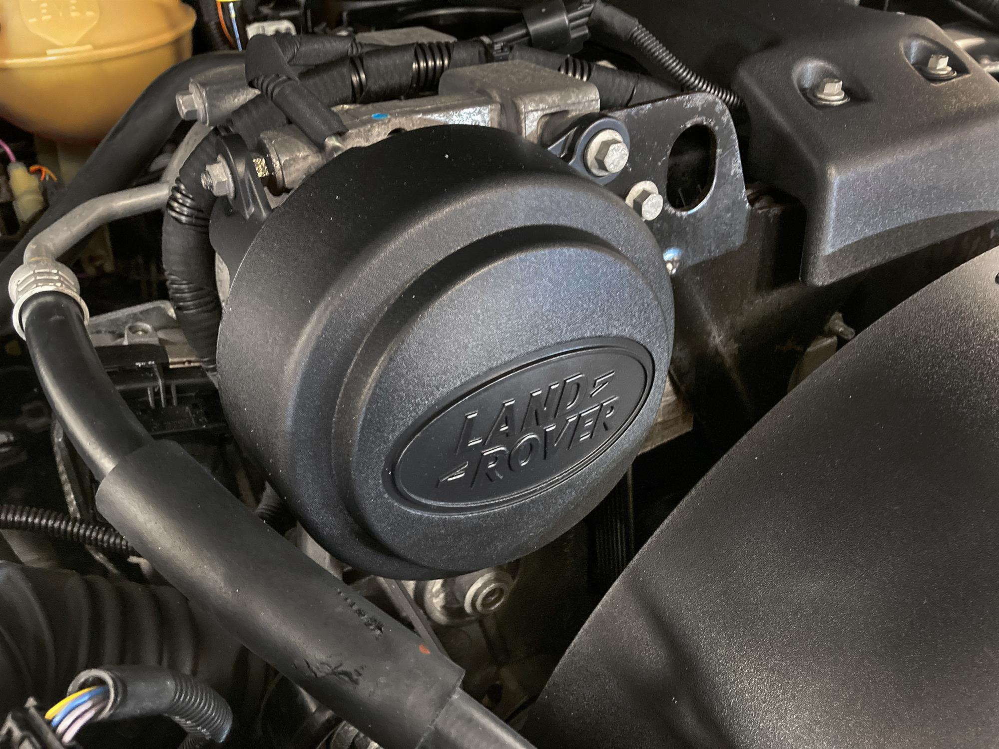 2008 Land Rover Defender 90 SVX - Image 10 of 13