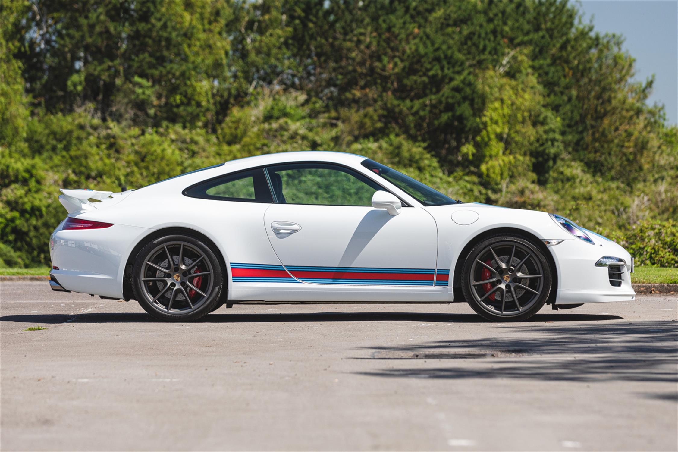 2014 Porsche 911 (991) 3.8 Martini Racing Edition (RHD) - Image 5 of 10