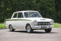 1963 Lotus Cortina Mk1