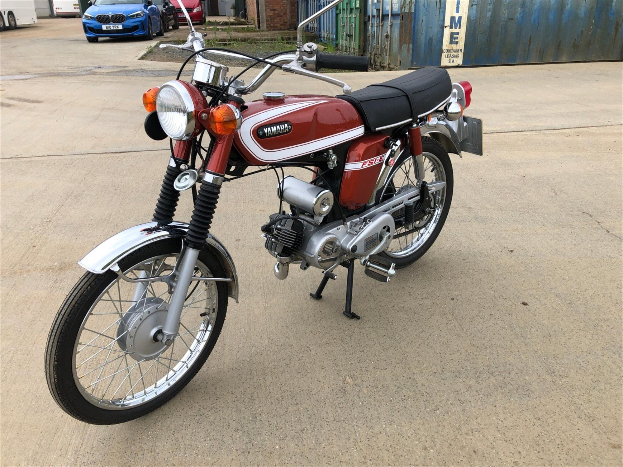 1977 Yamaha FS1-E - Image 6 of 8