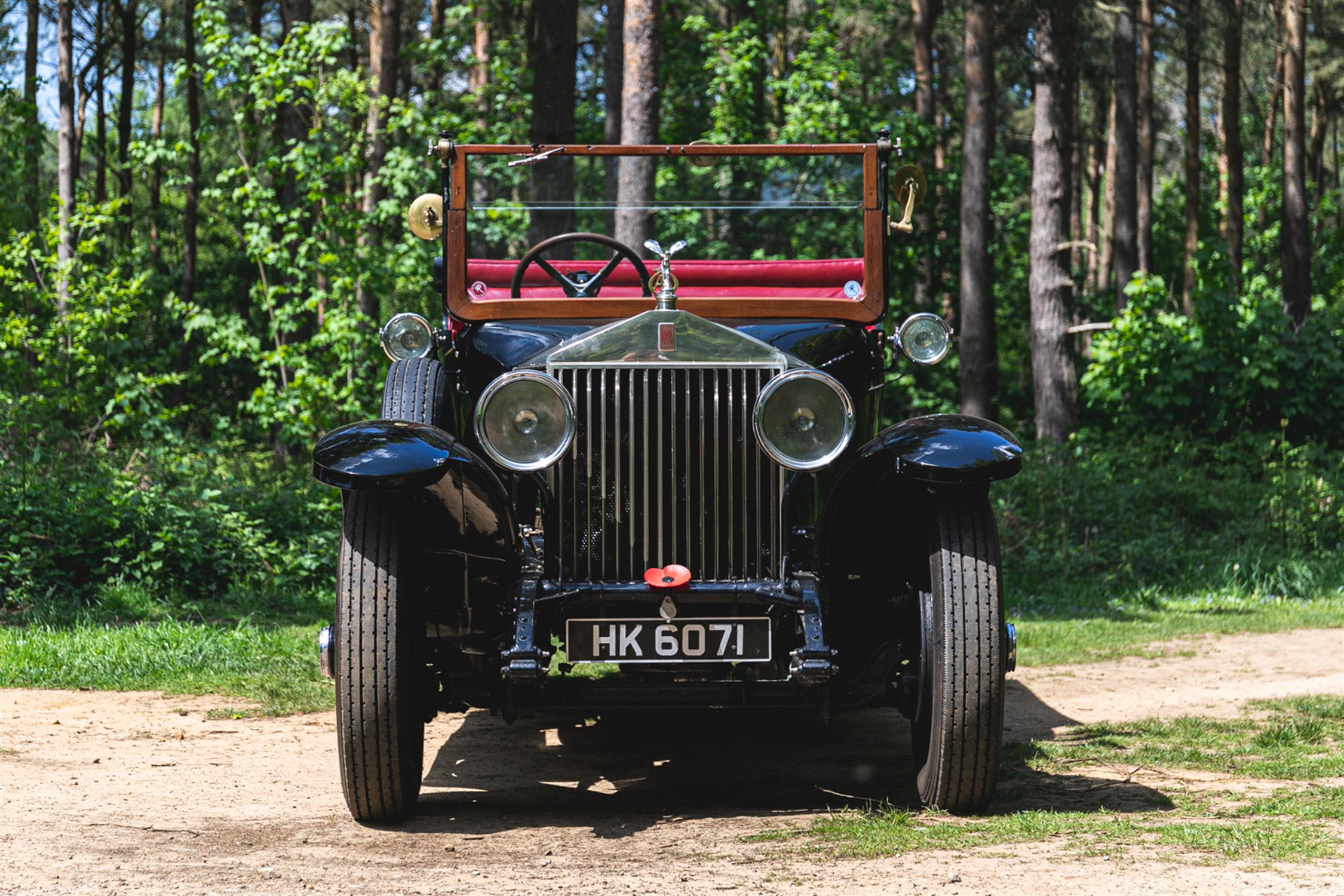 1927 Rolls-Royce Phantom 1 Open Tourer - Image 6 of 10