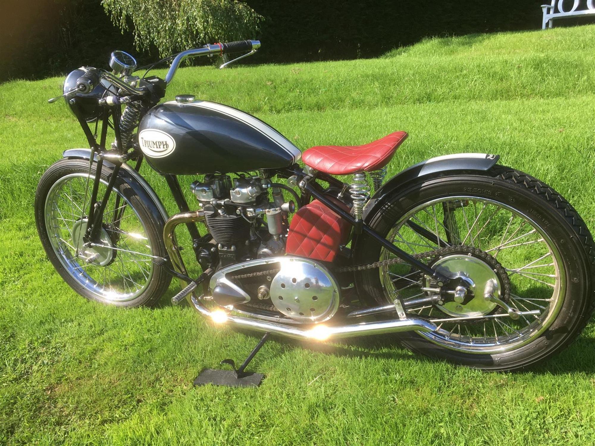 1952 Purdy Triumph 500 - Image 9 of 10
