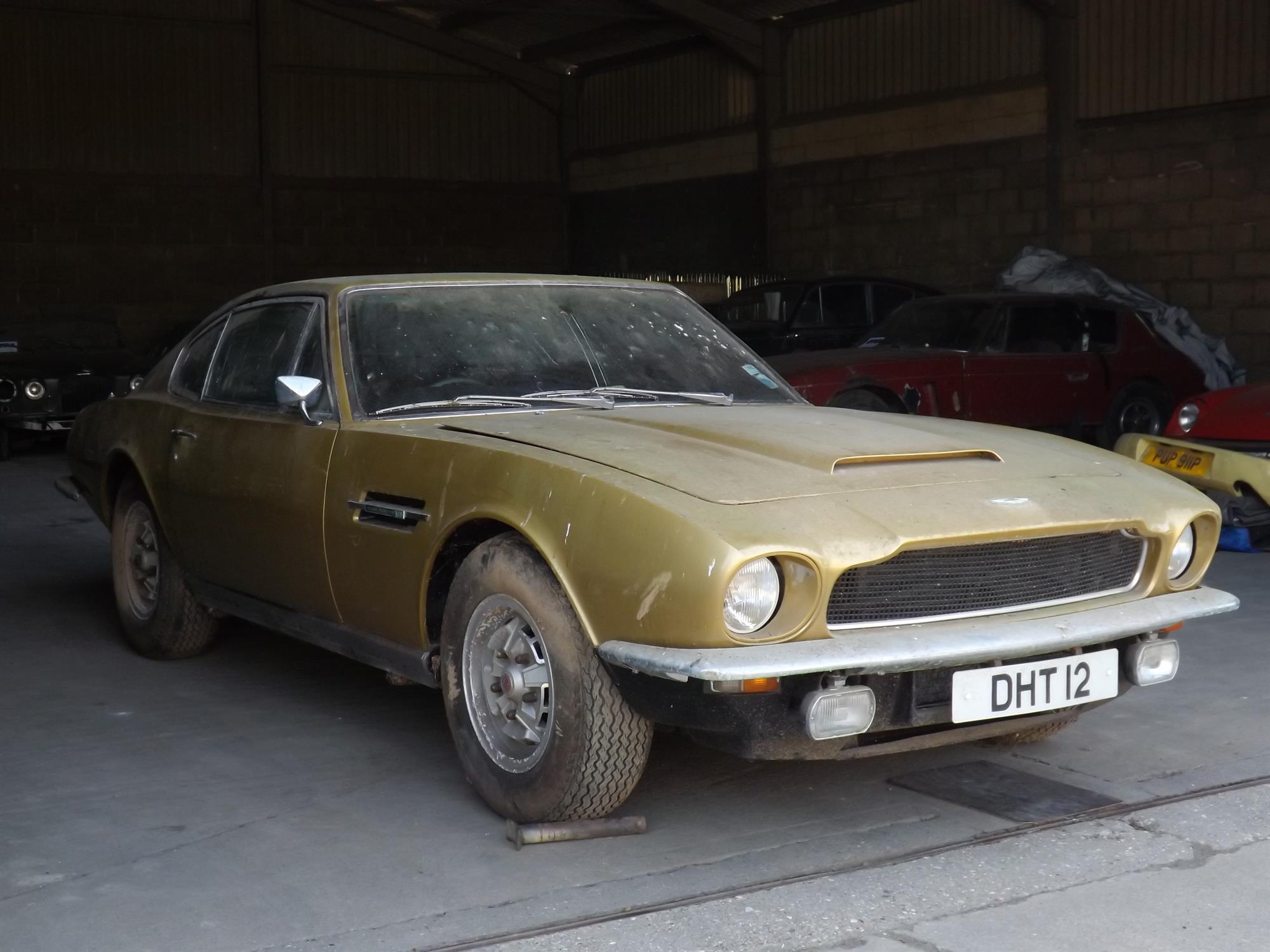 1973 Aston Martin AM V8 - Garage Find - Image 4 of 13