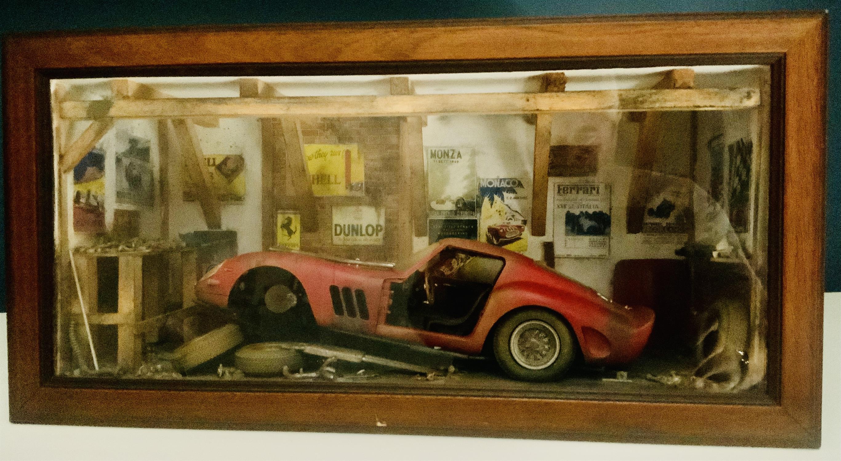 Ferrari 250 GTO Diorama by Classic Car Art - Image 4 of 5