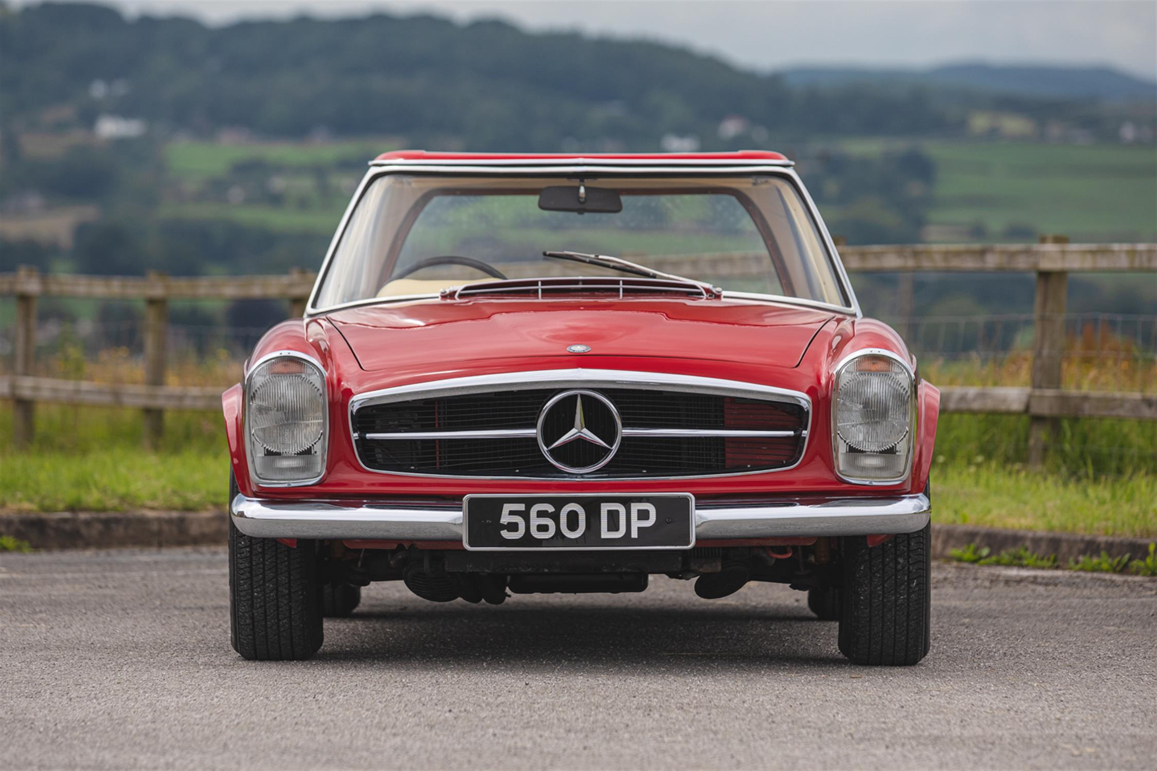 1969 Mercedes-Benz 280SL (W113) - Image 6 of 10