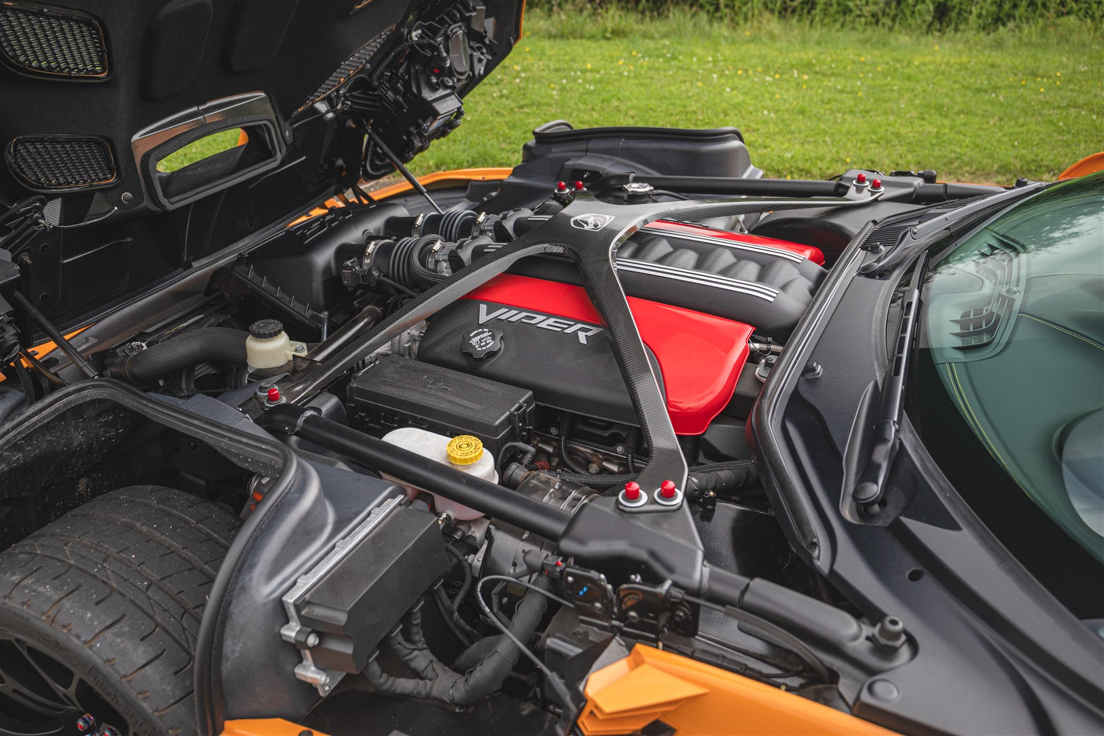 2015 Dodge Viper TA 2.0 6-Speed Coupe - Image 3 of 10