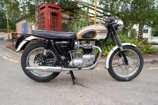 1964 Triumph T120 Bonneville