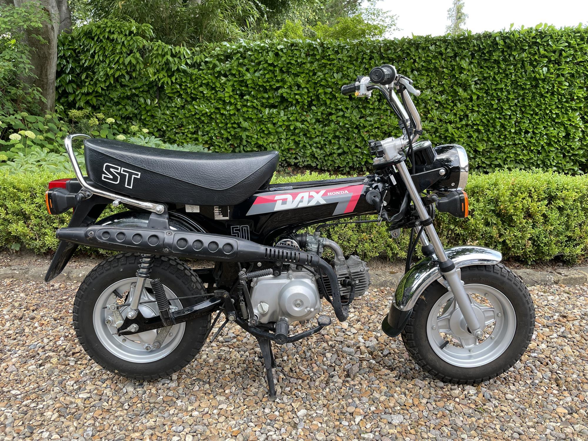 1993 Honda ST50 Dax