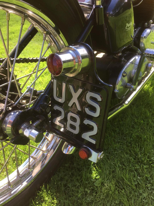 1952 Purdy Triumph 500 - Image 7 of 10