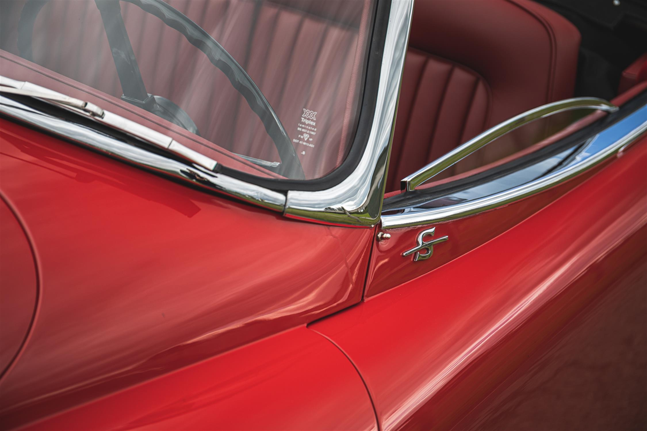 1958 Jaguar XK150 3.4-Litre 'S' Roadster (LHD) - Image 10 of 10