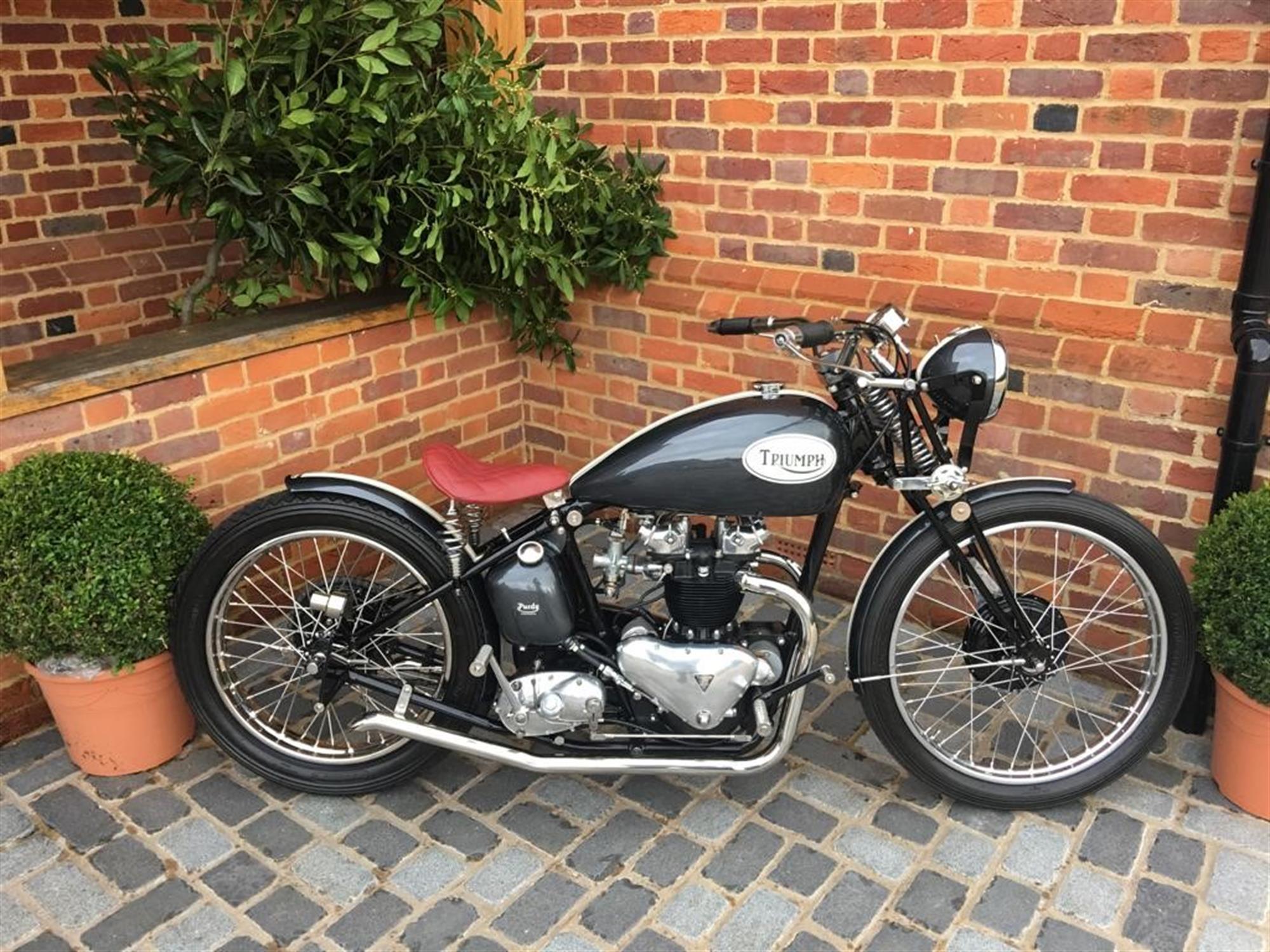 1952 Purdy Triumph 500