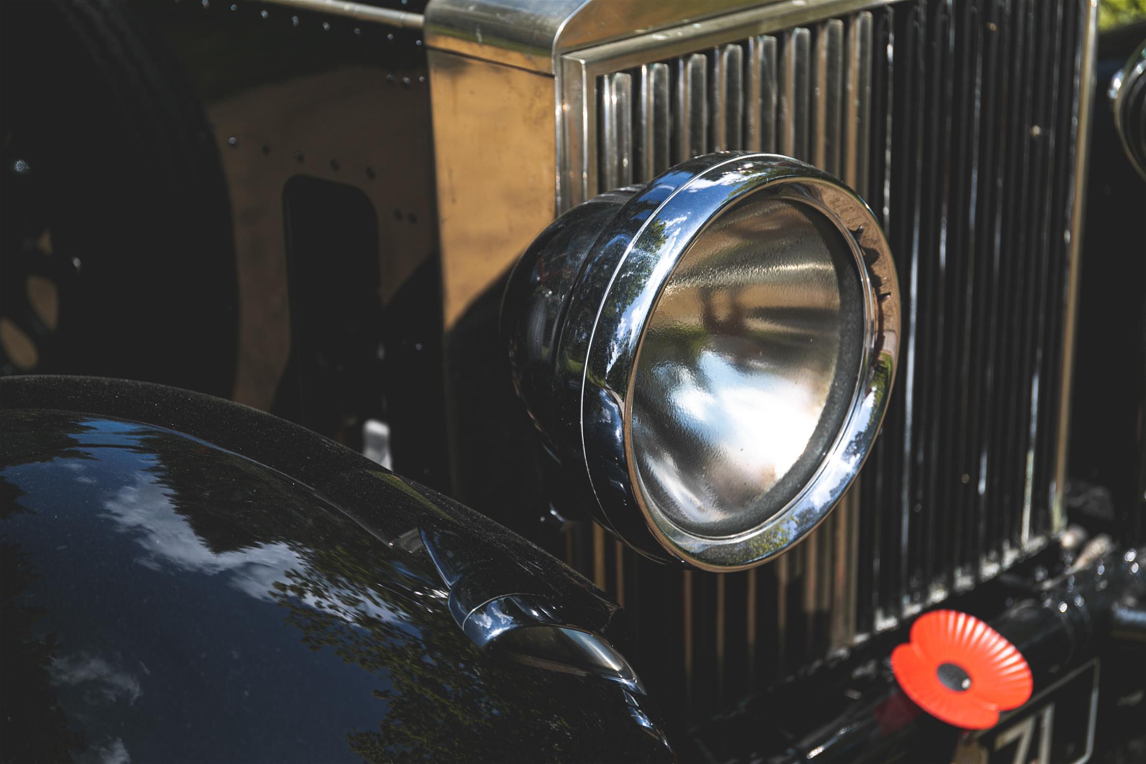 1927 Rolls-Royce Phantom 1 Open Tourer - Image 10 of 10