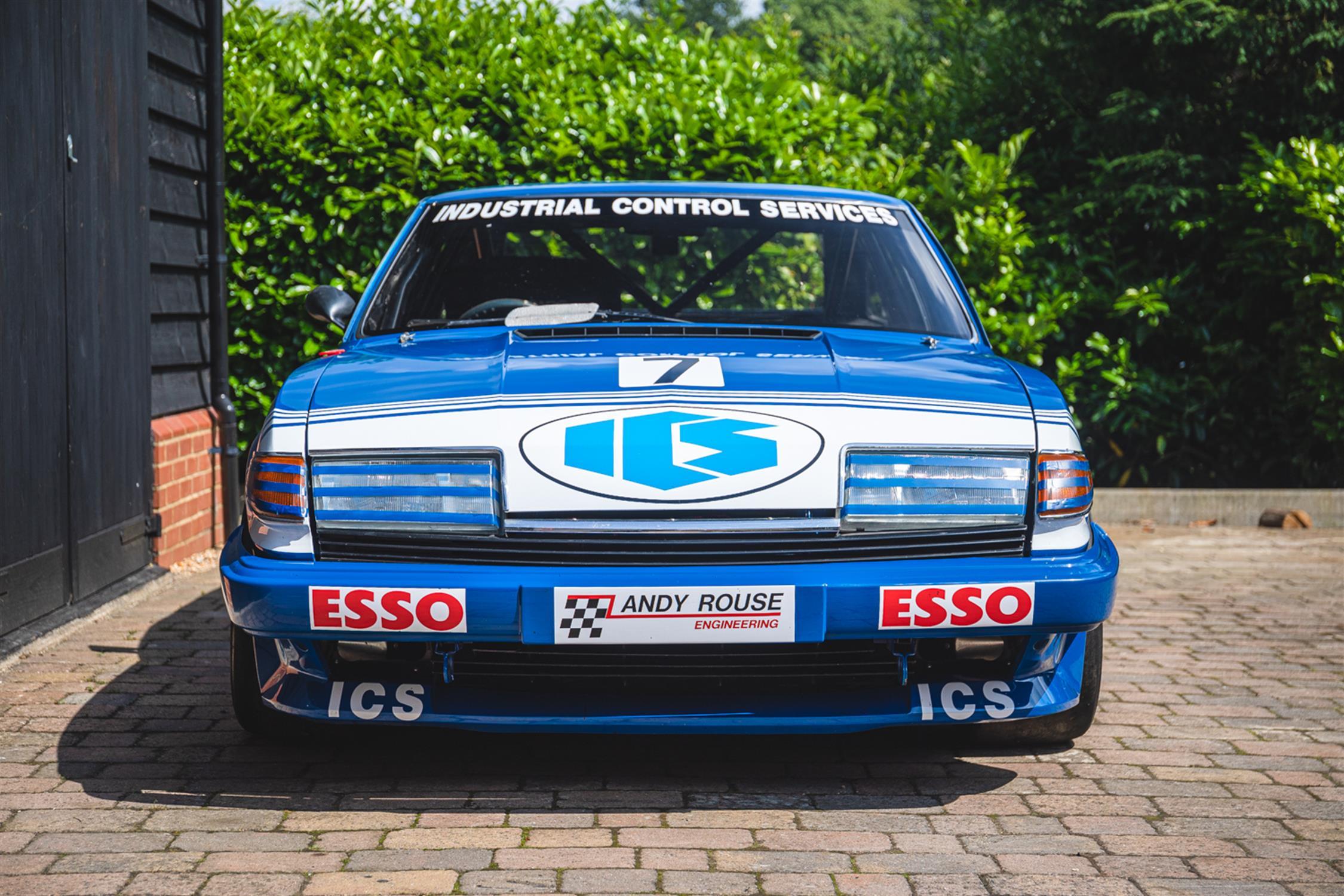 BTCC Championship-Winning 'Group A' ICS Rover Vitesse - Ex-Andy Rouse - Image 8 of 12