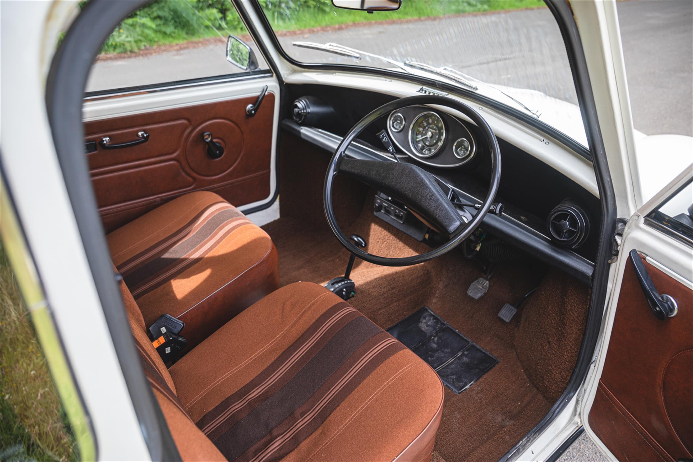 1979 Austin Mini 1000 (Auto) - 2,699 Miles - Image 3 of 10