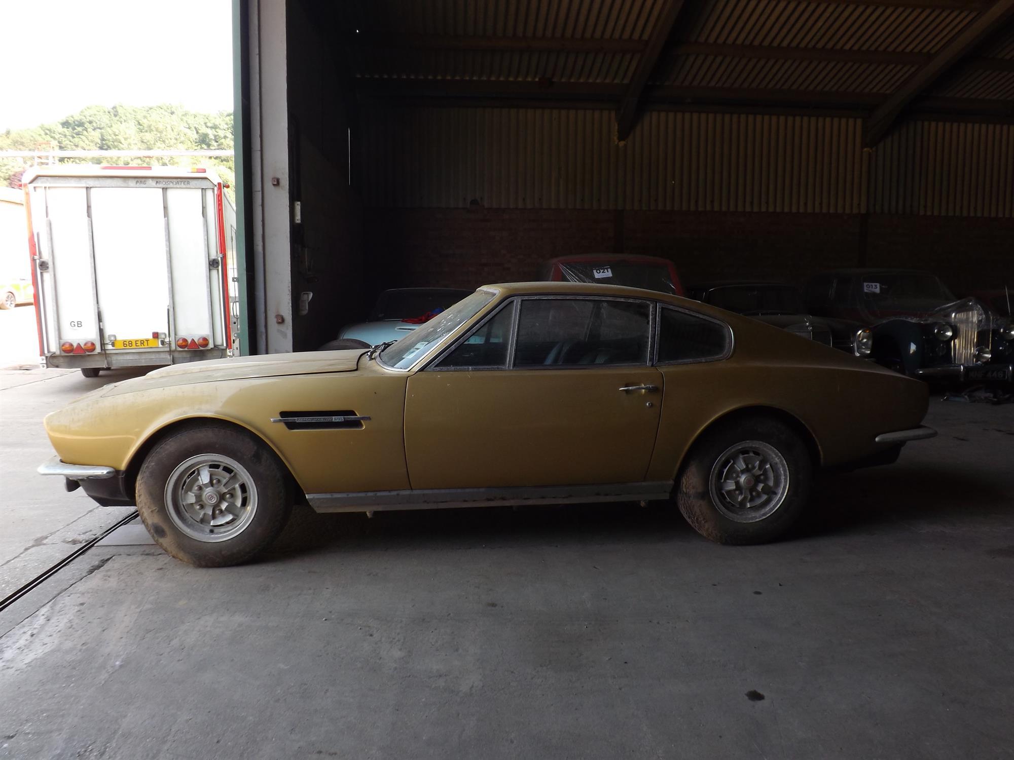 1973 Aston Martin AM V8 - Garage Find - Image 9 of 13