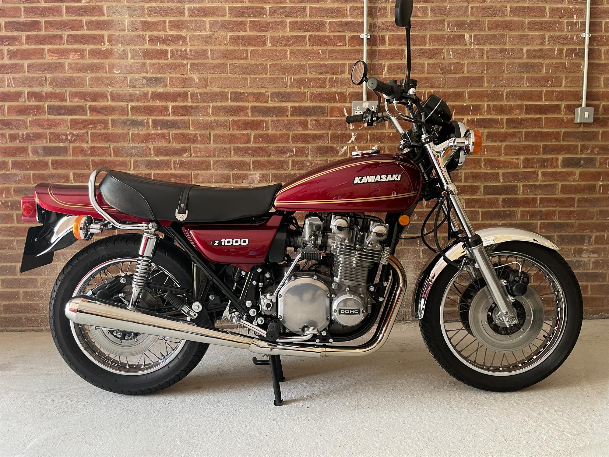 1977 Kawasaki Z1000 A1