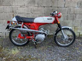 1968 Yamaha FS1