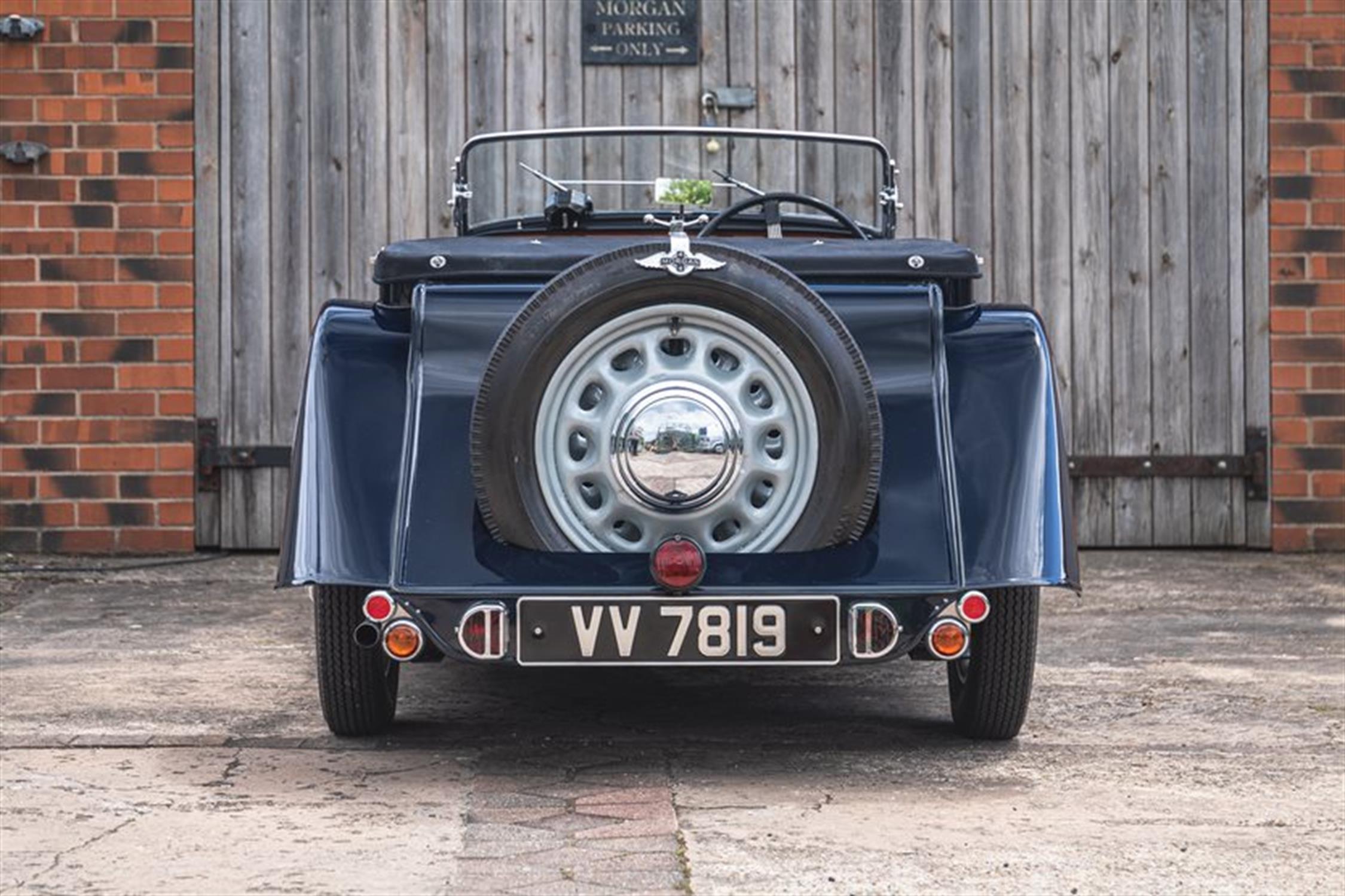 1939 Morgan 4/4 Series 1 'Flat Rad' (1098cc Climax Engine) - Image 6 of 10