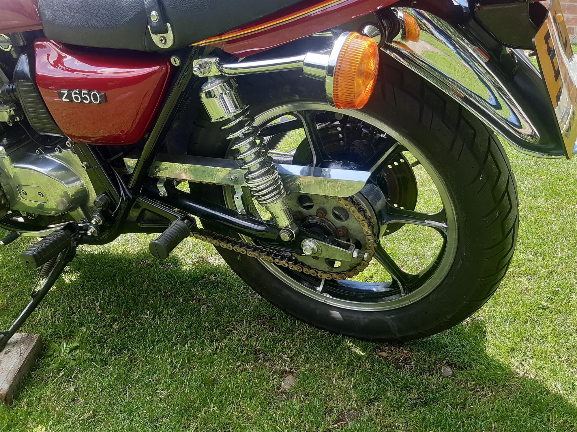 1979 Kawasaki Z650 - Image 9 of 10
