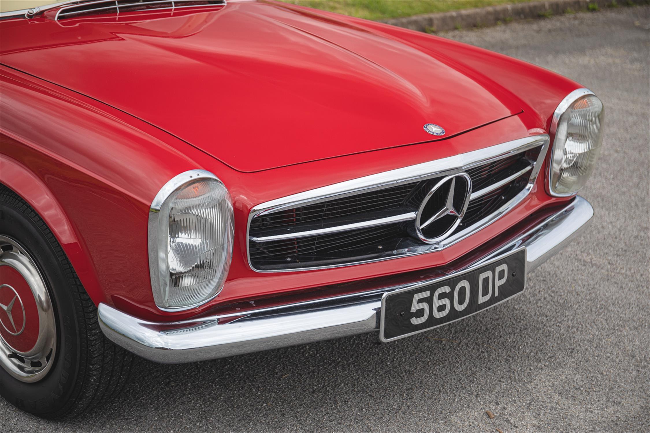 1969 Mercedes-Benz 280SL (W113) - Image 10 of 10