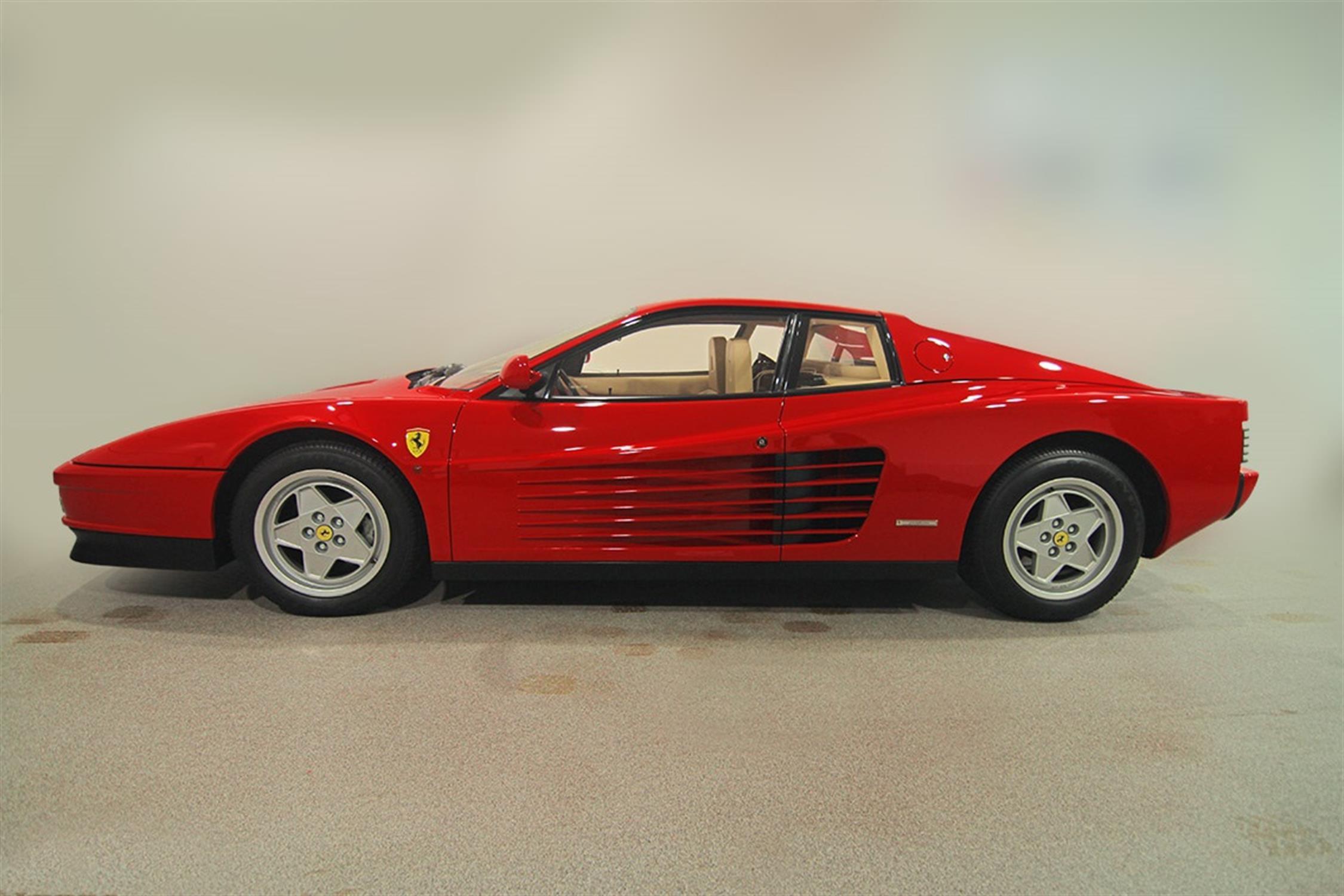 1991 Ferrari Testarossa - 1,829 Kilometres From New & Classiche'd - Image 2 of 15