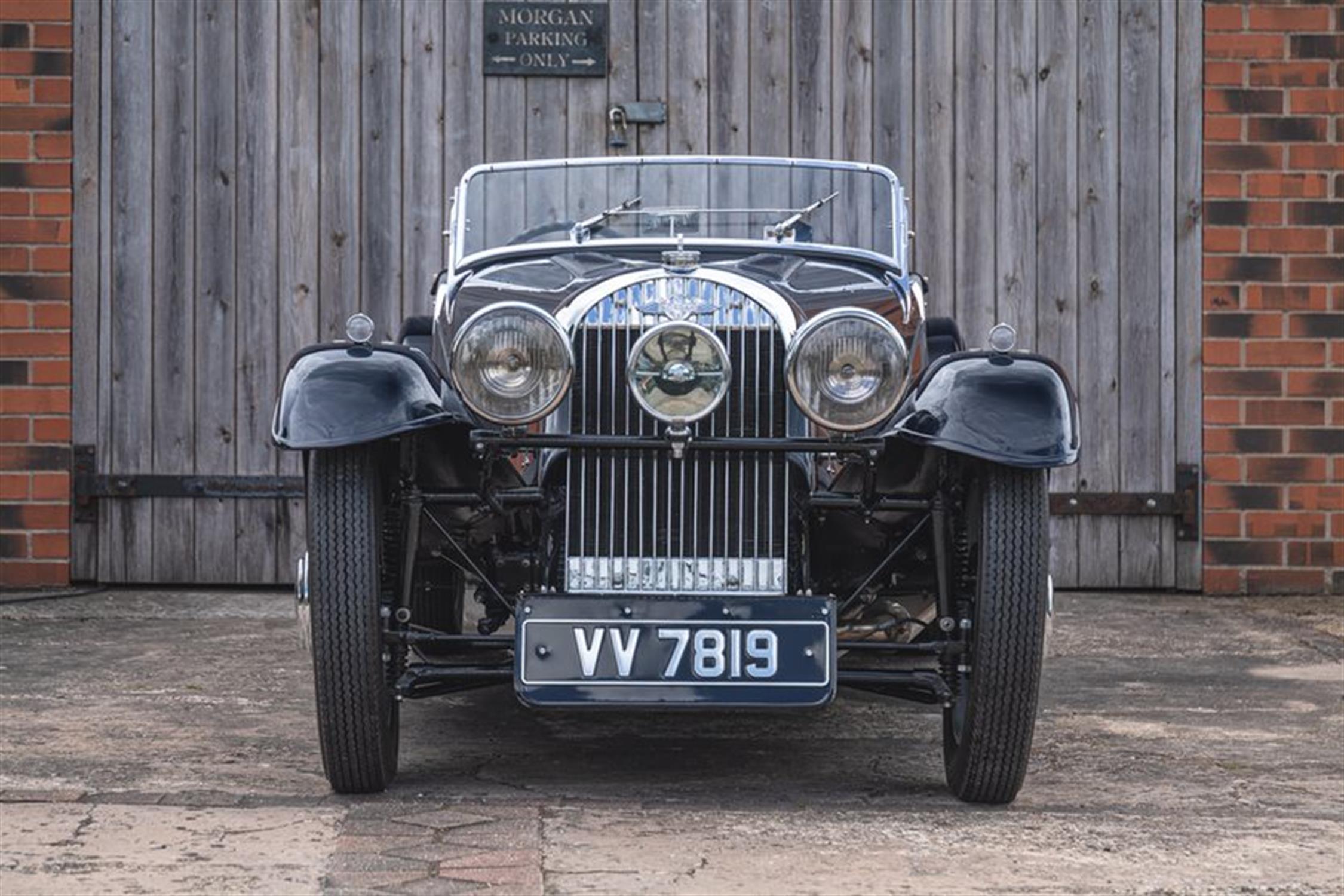 1939 Morgan 4/4 Series 1 'Flat Rad' (1098cc Climax Engine) - Image 2 of 10