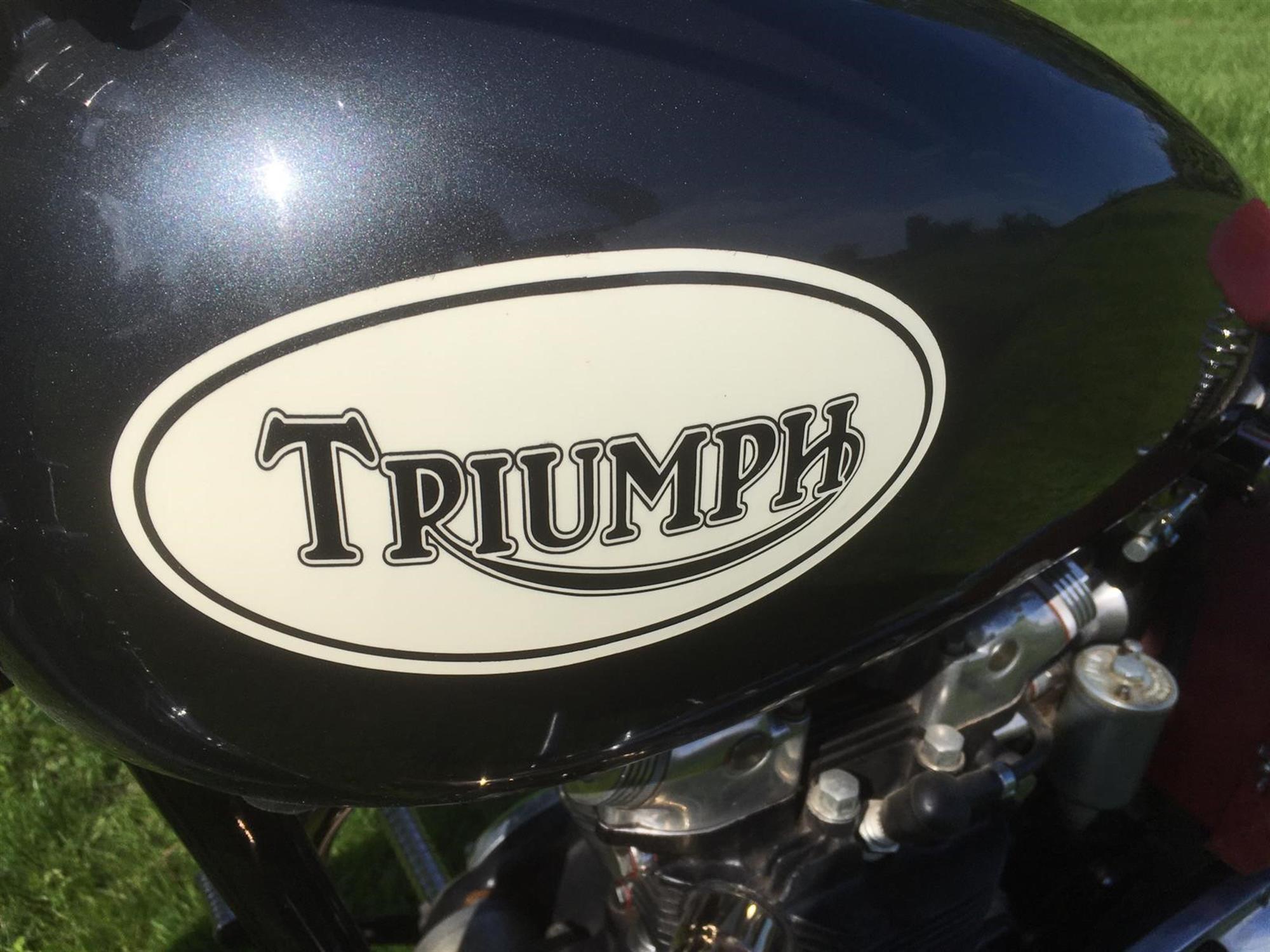 1952 Purdy Triumph 500 - Image 5 of 10