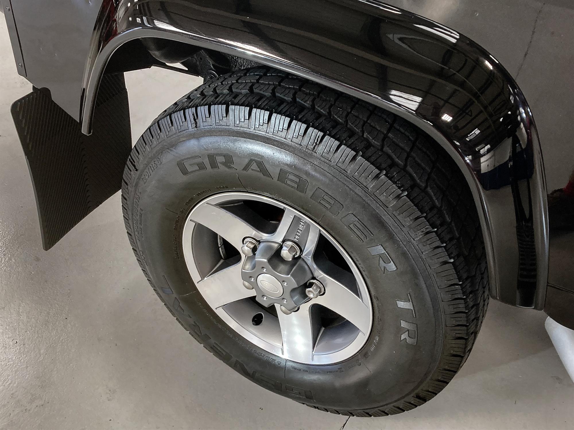 2008 Land Rover Defender 90 SVX - Image 4 of 13