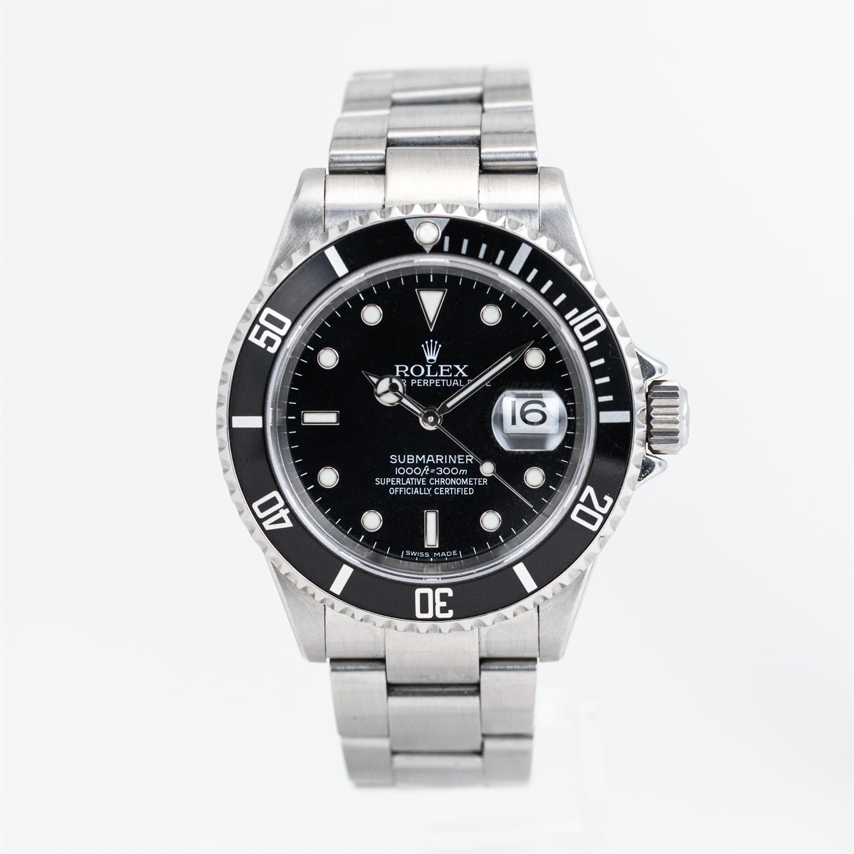 2008 Rolex Submariner Date 16610