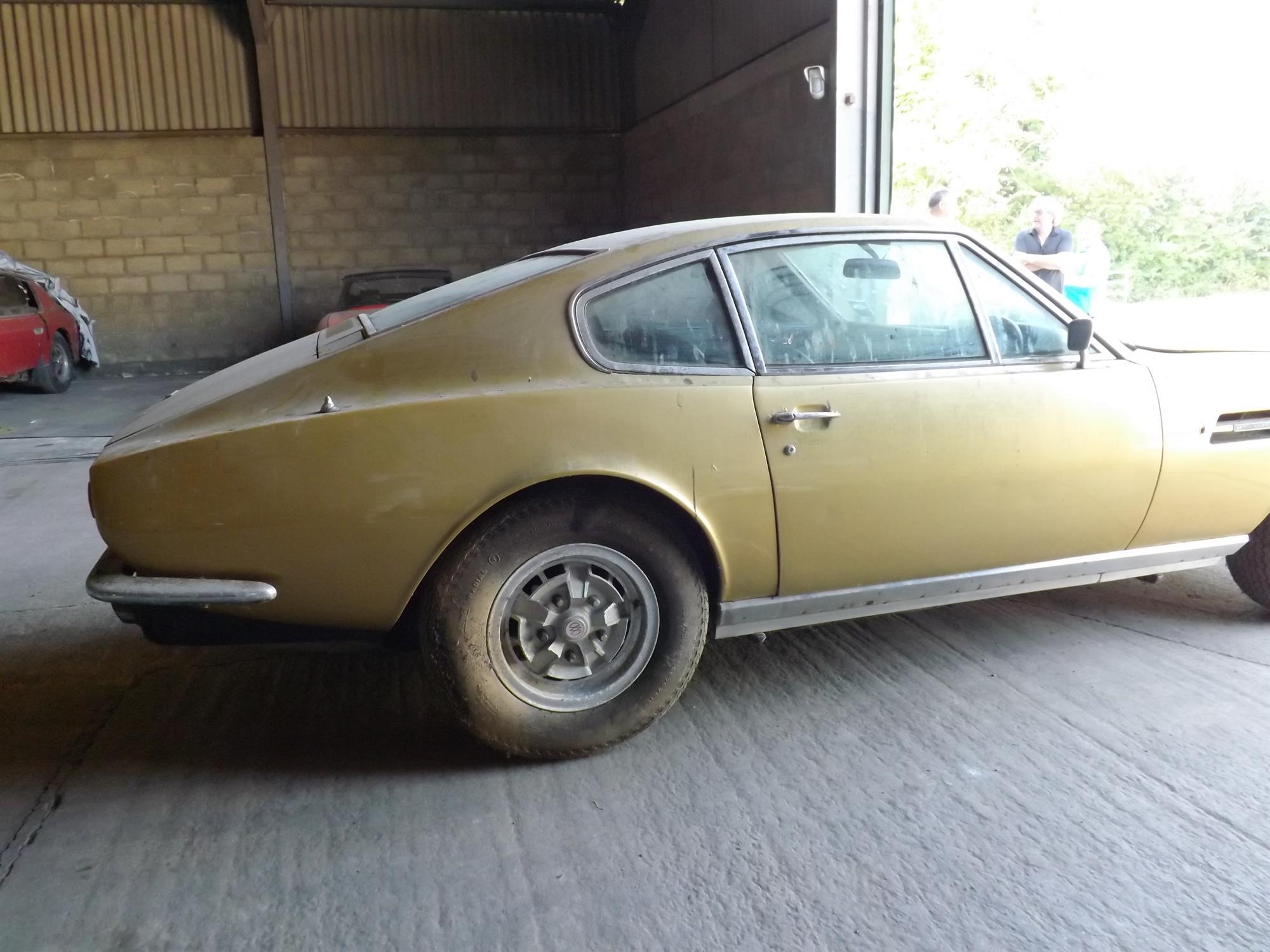 1973 Aston Martin AM V8 - Garage Find - Image 8 of 13