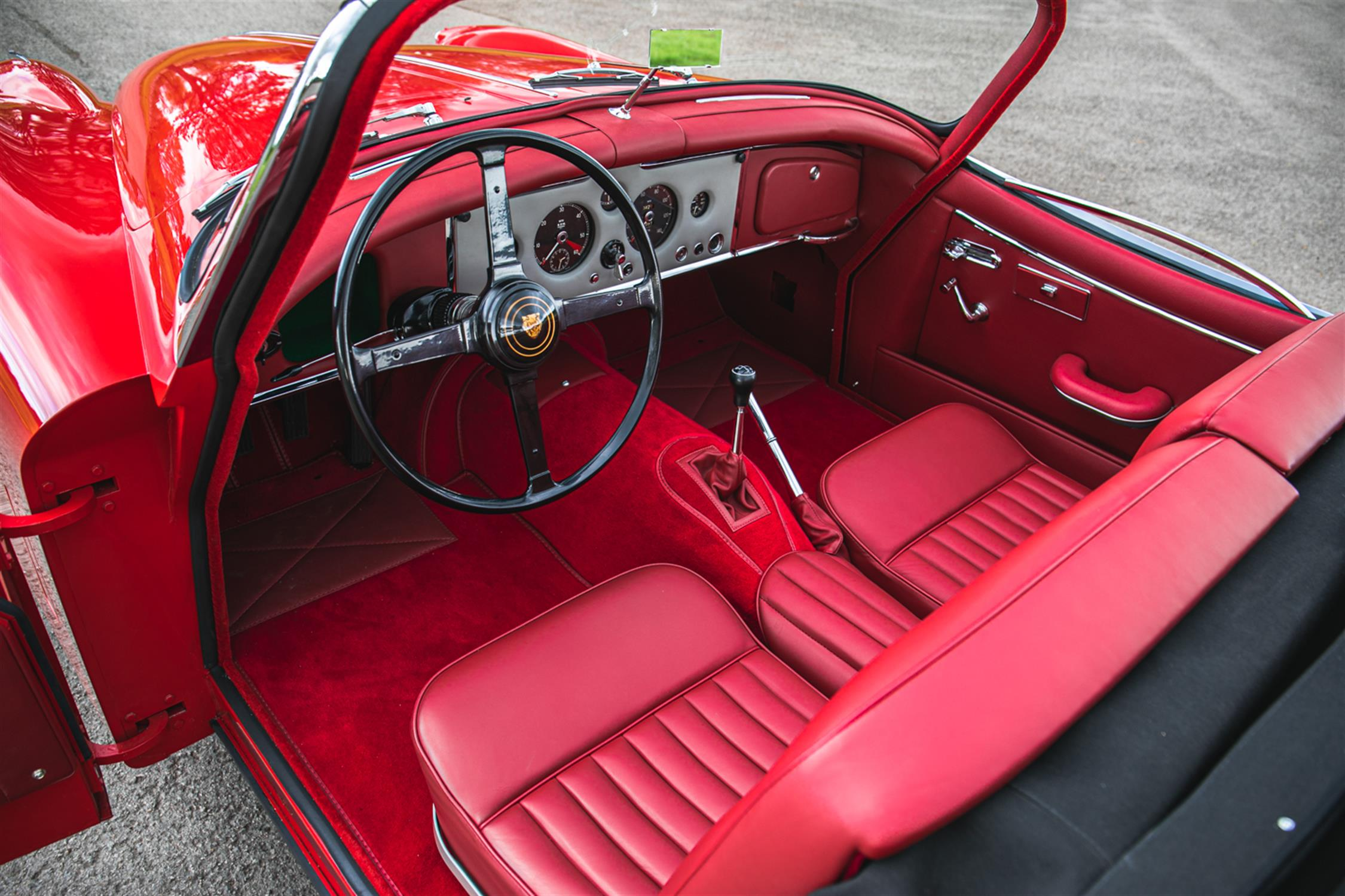 1958 Jaguar XK150 3.4-Litre 'S' Roadster (LHD) - Image 2 of 10