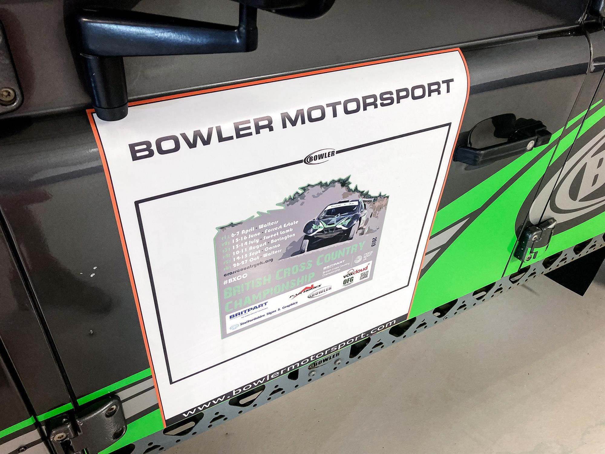2016 Bowler CSP V8 Prototype 'P1' - Image 10 of 14