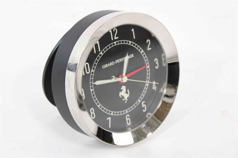 Ferrari Girard Perregaux Quartz Desk Clock Swiss Made 250 308 246 355