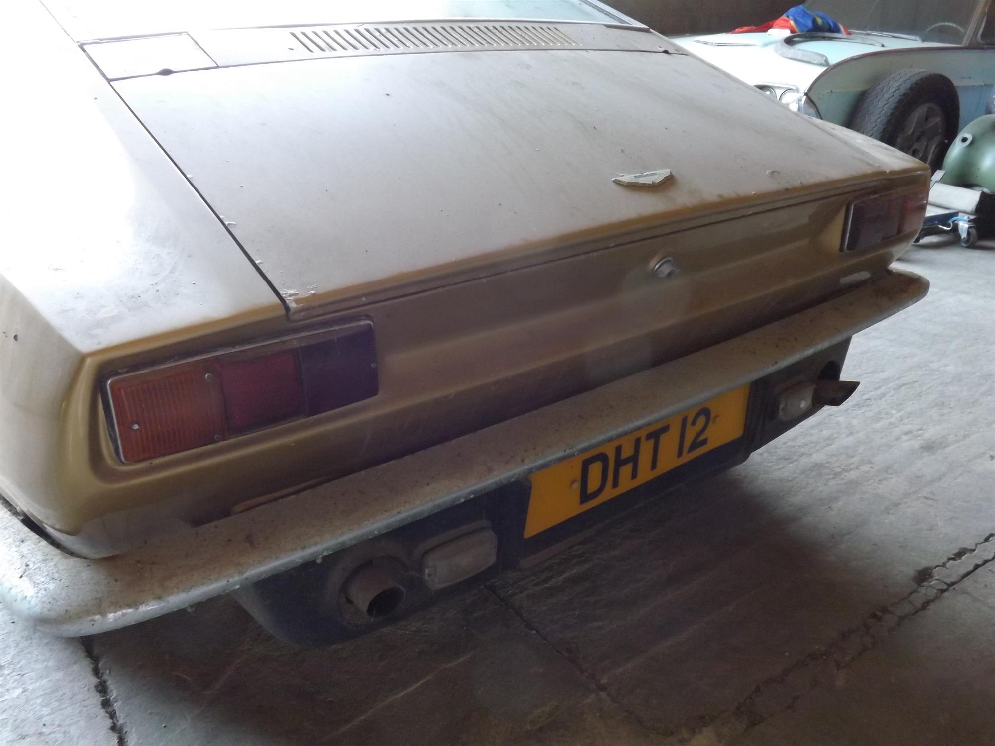 1973 Aston Martin AM V8 - Garage Find - Image 12 of 13
