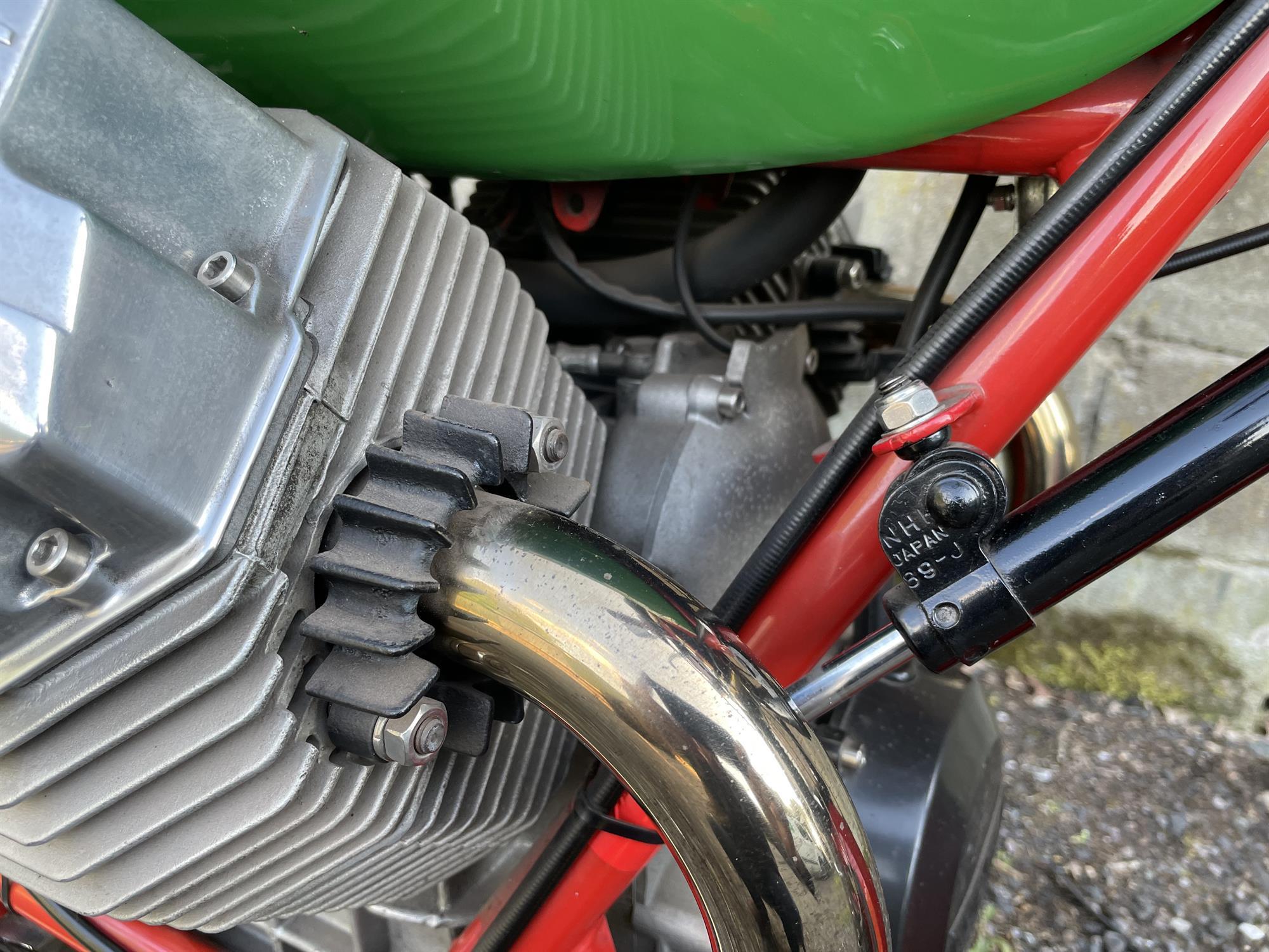 1983 Moto Guzzi 850 Le Mans III - Image 10 of 10