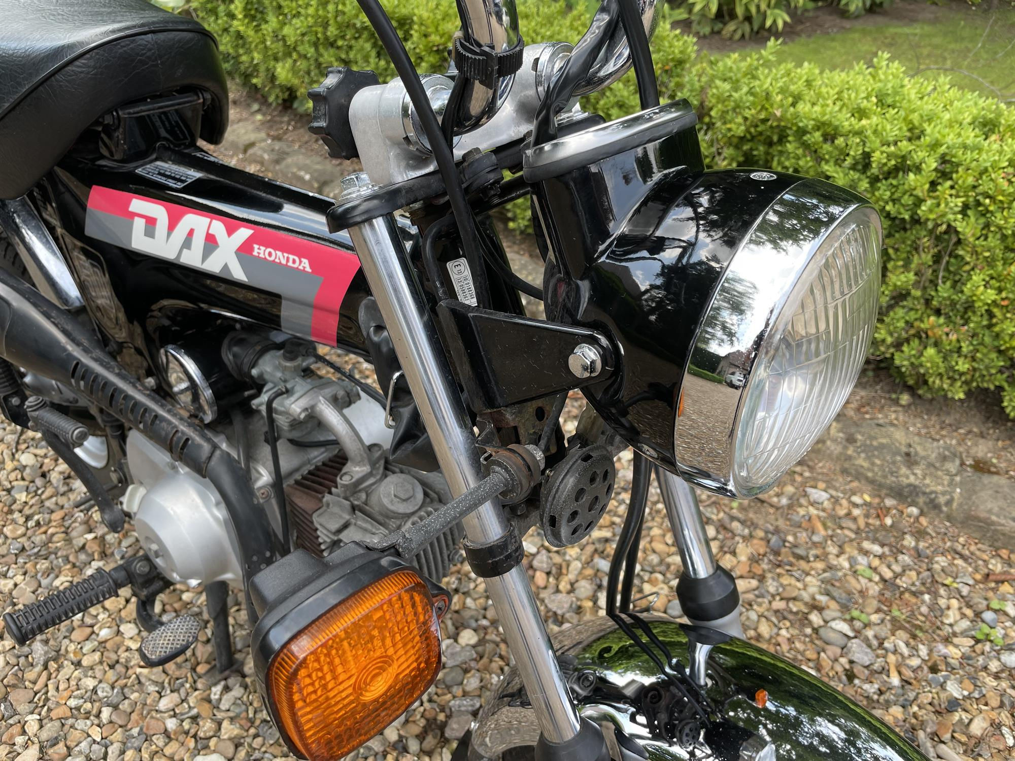 1993 Honda ST50 Dax - Image 7 of 11