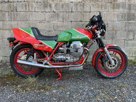 1983 Moto Guzzi 850 Le Mans III