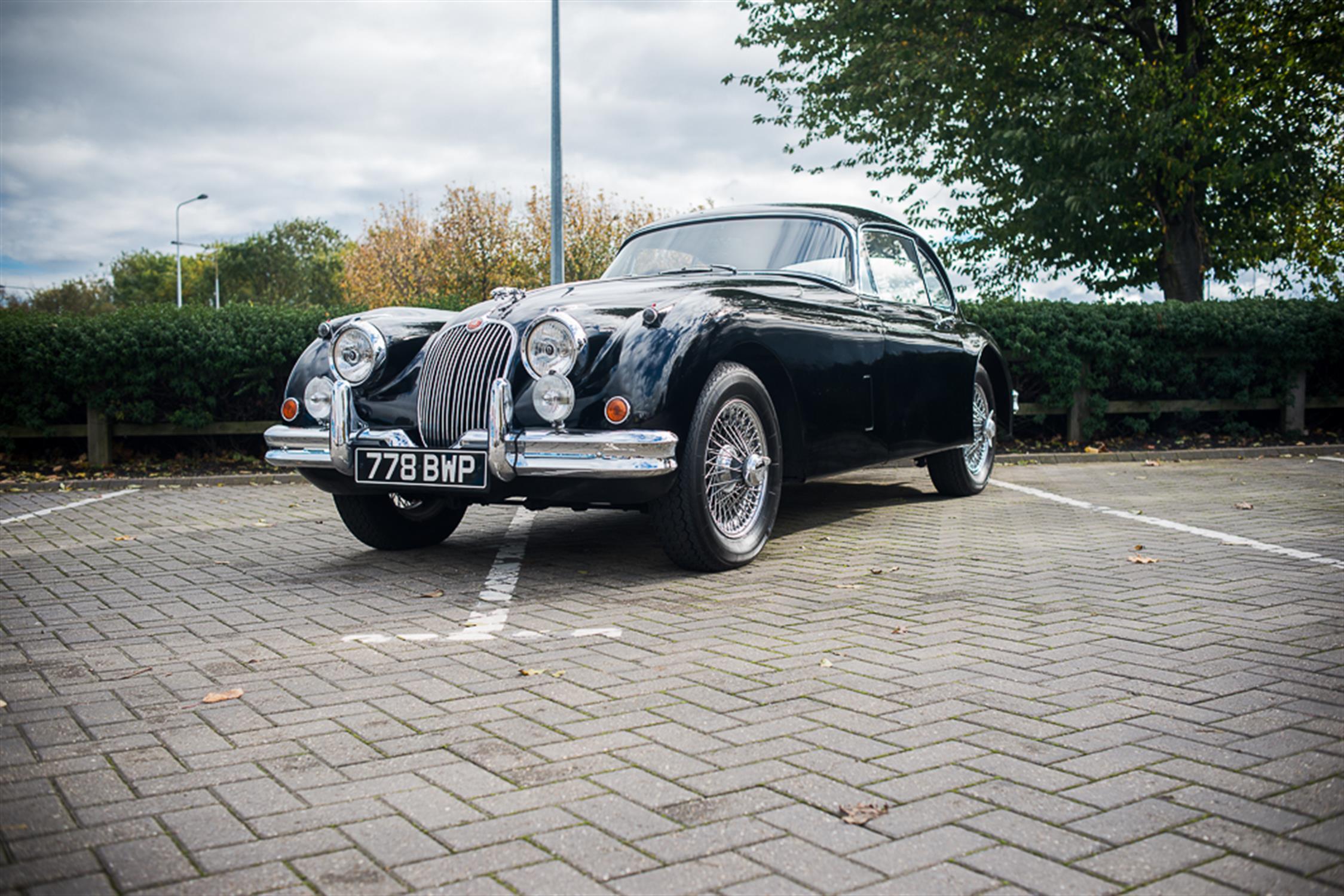 1960 Jaguar XK150 SE 3.4 FHC