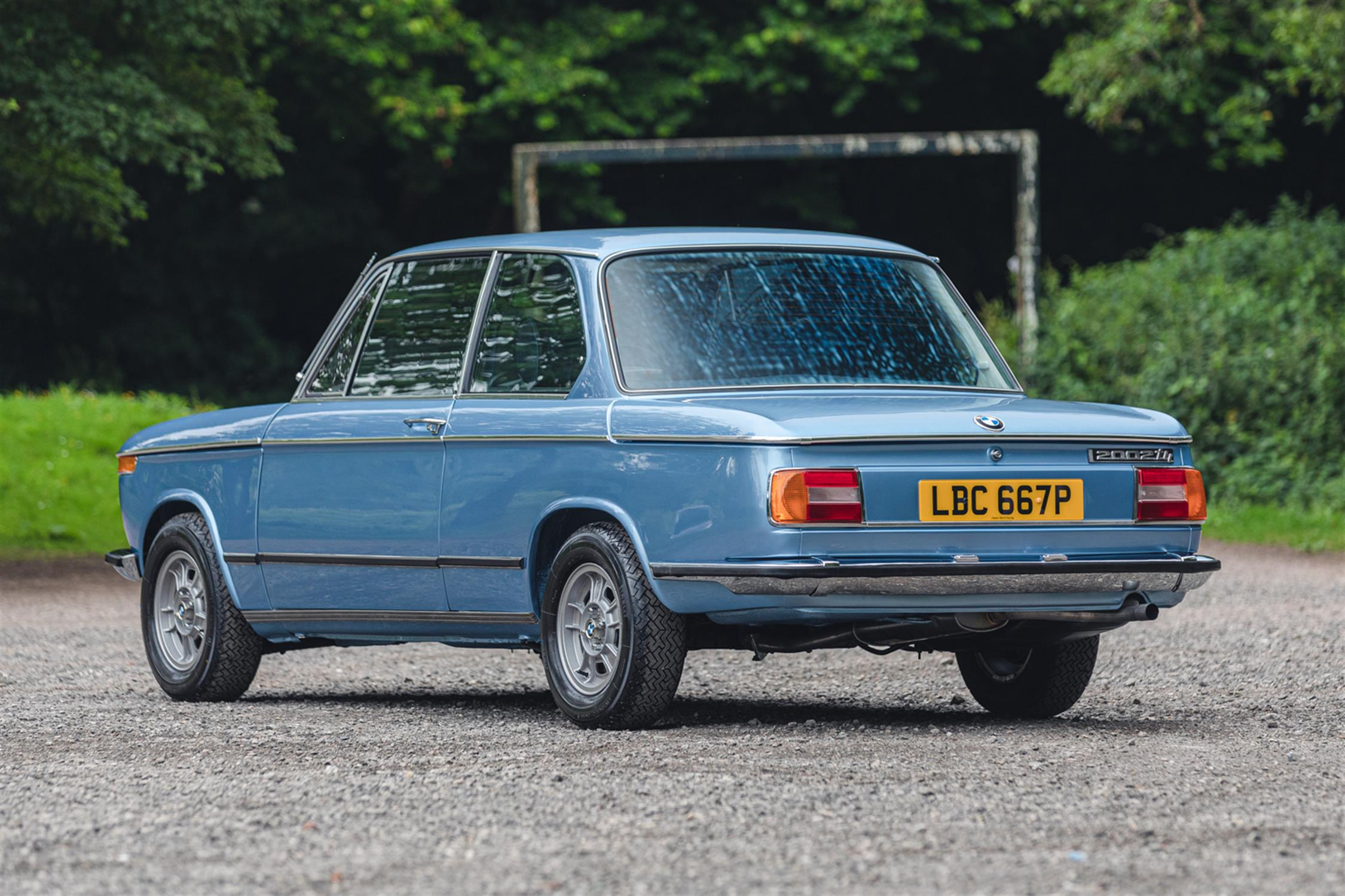 1975 BMW 2002 Tii - Image 5 of 10