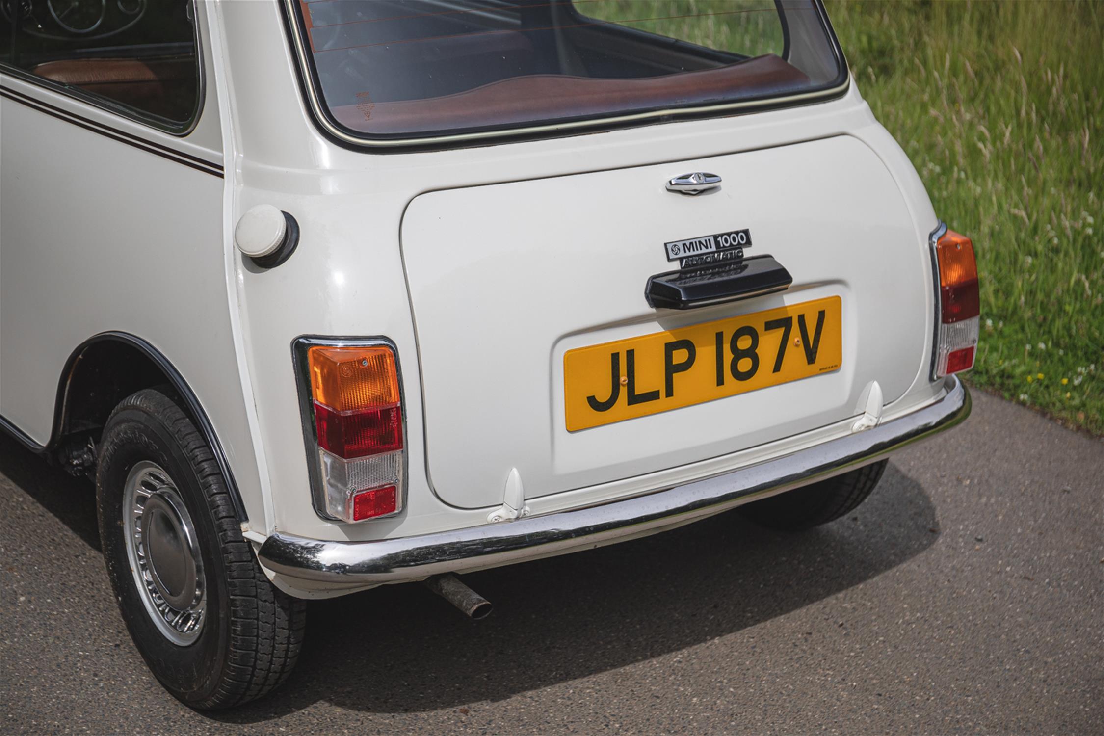 1979 Austin Mini 1000 (Auto) - 2,699 Miles - Image 9 of 10