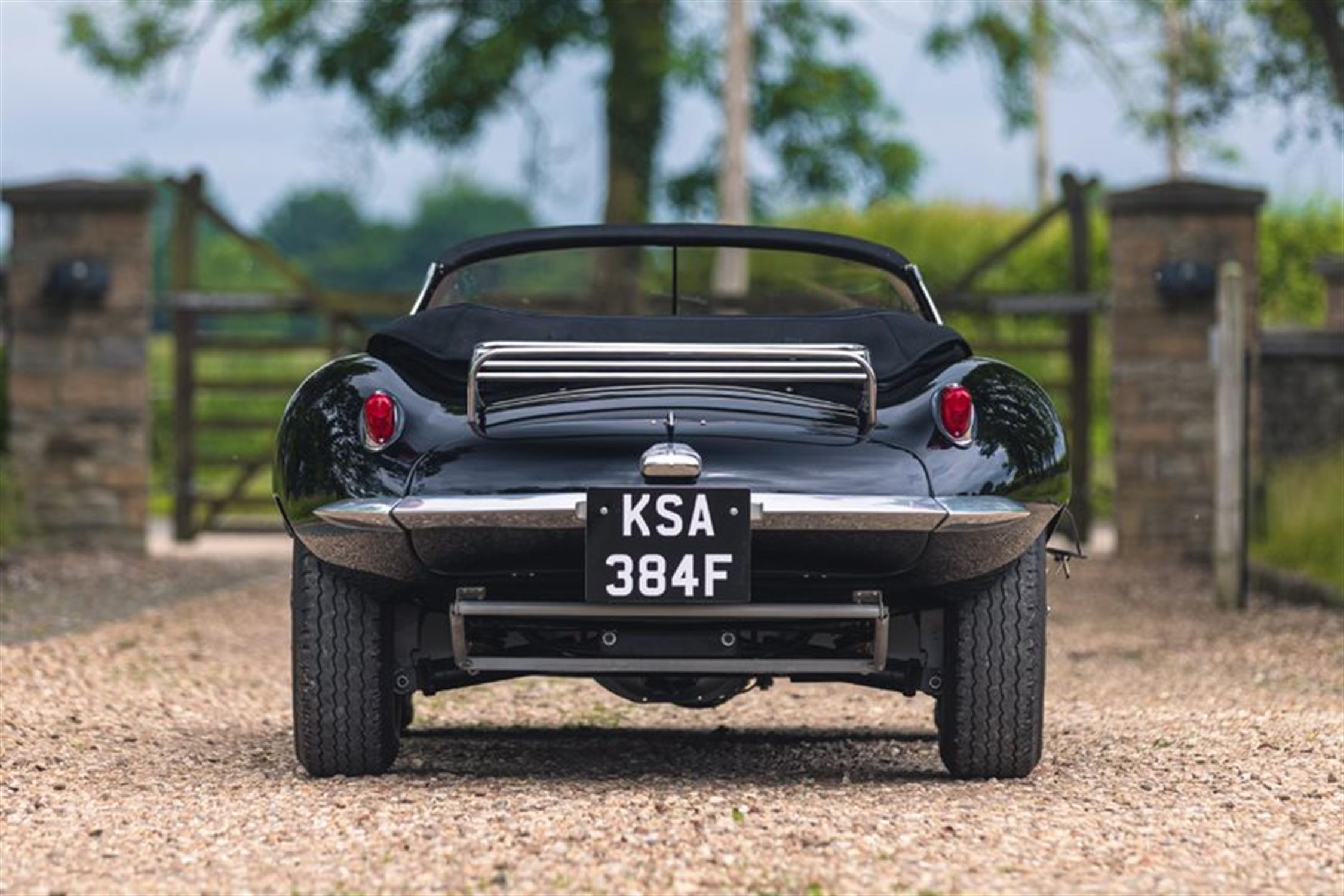 1967 XKSS Re-Creation - Image 7 of 10