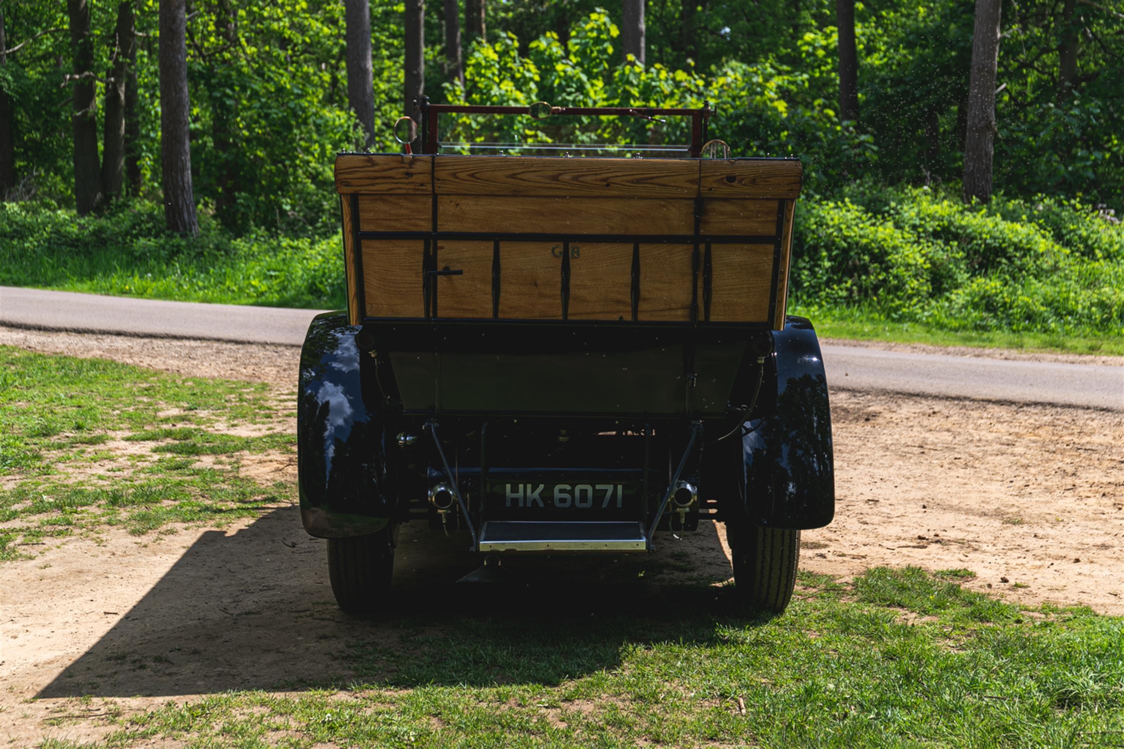 1927 Rolls-Royce Phantom 1 Open Tourer - Image 7 of 10