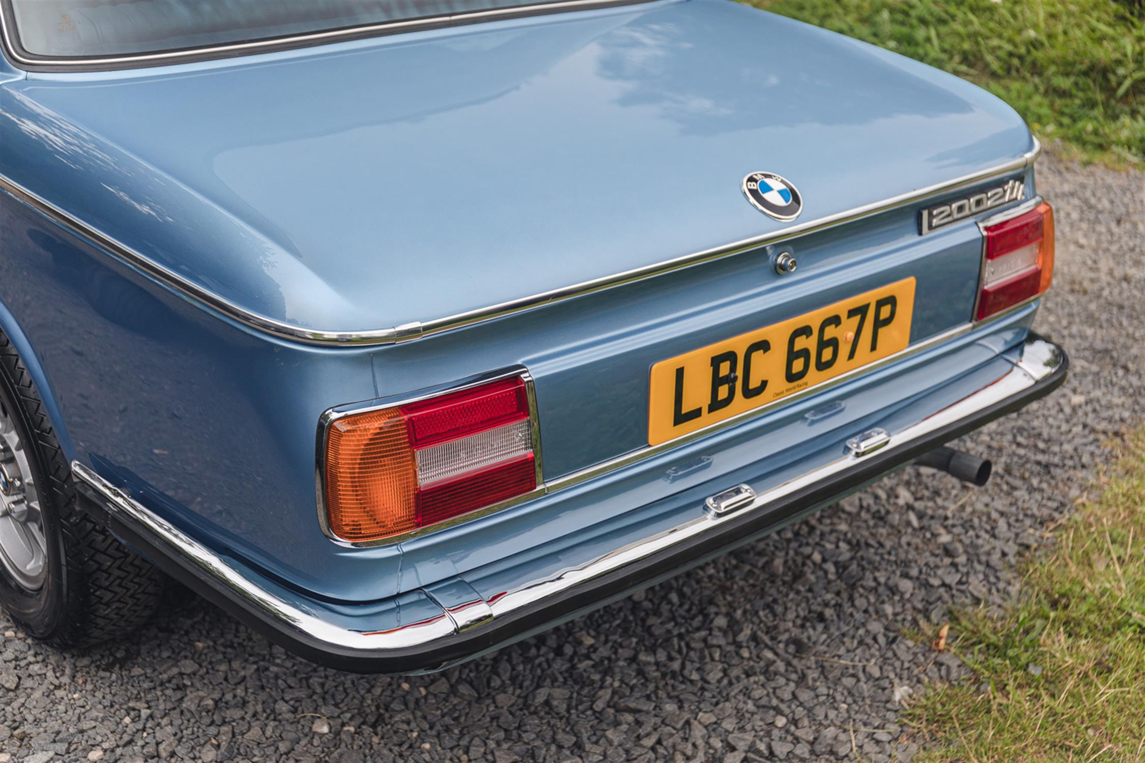 1975 BMW 2002 Tii - Image 10 of 10
