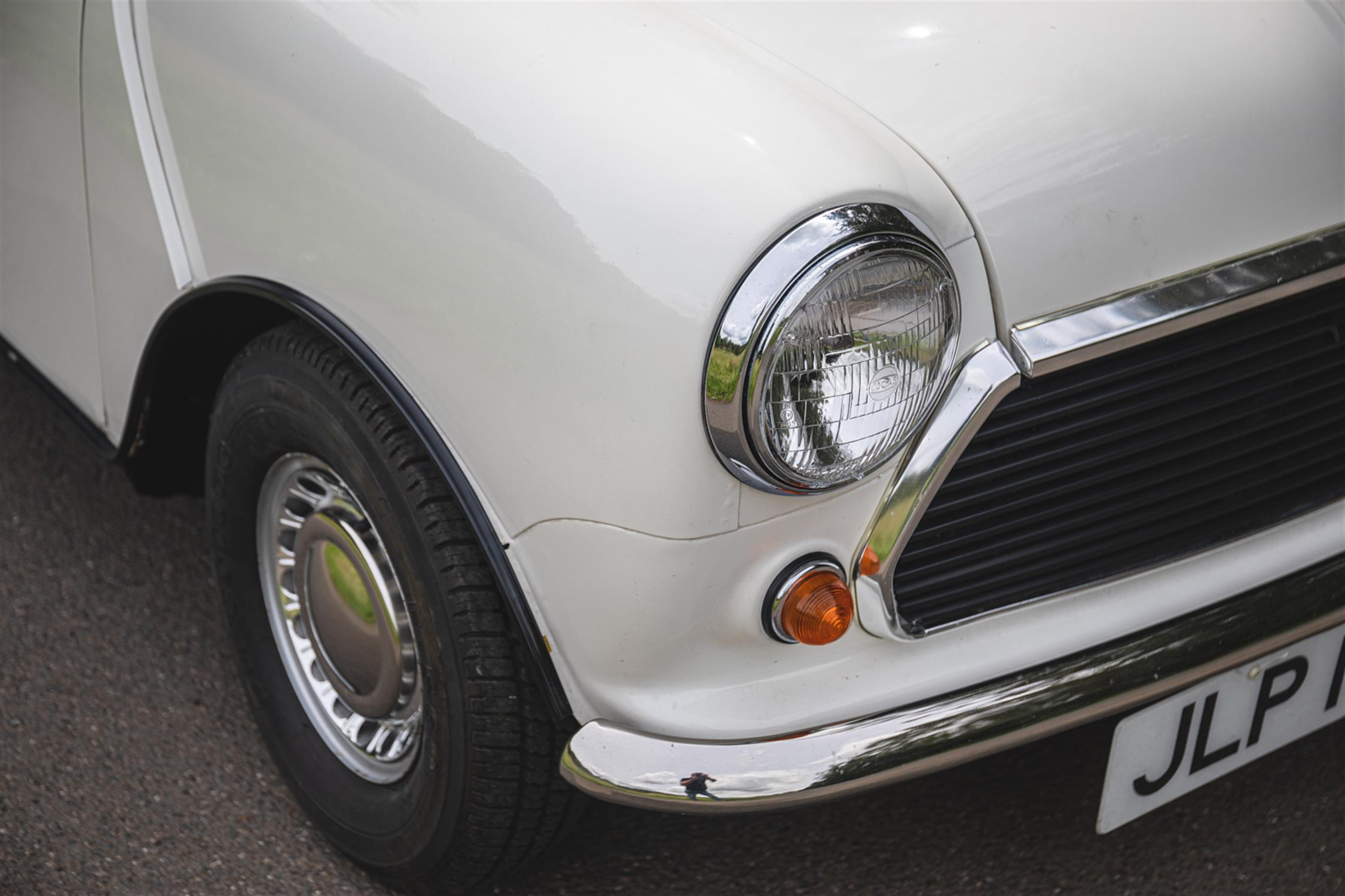 1979 Austin Mini 1000 (Auto) - 2,699 Miles - Image 10 of 10