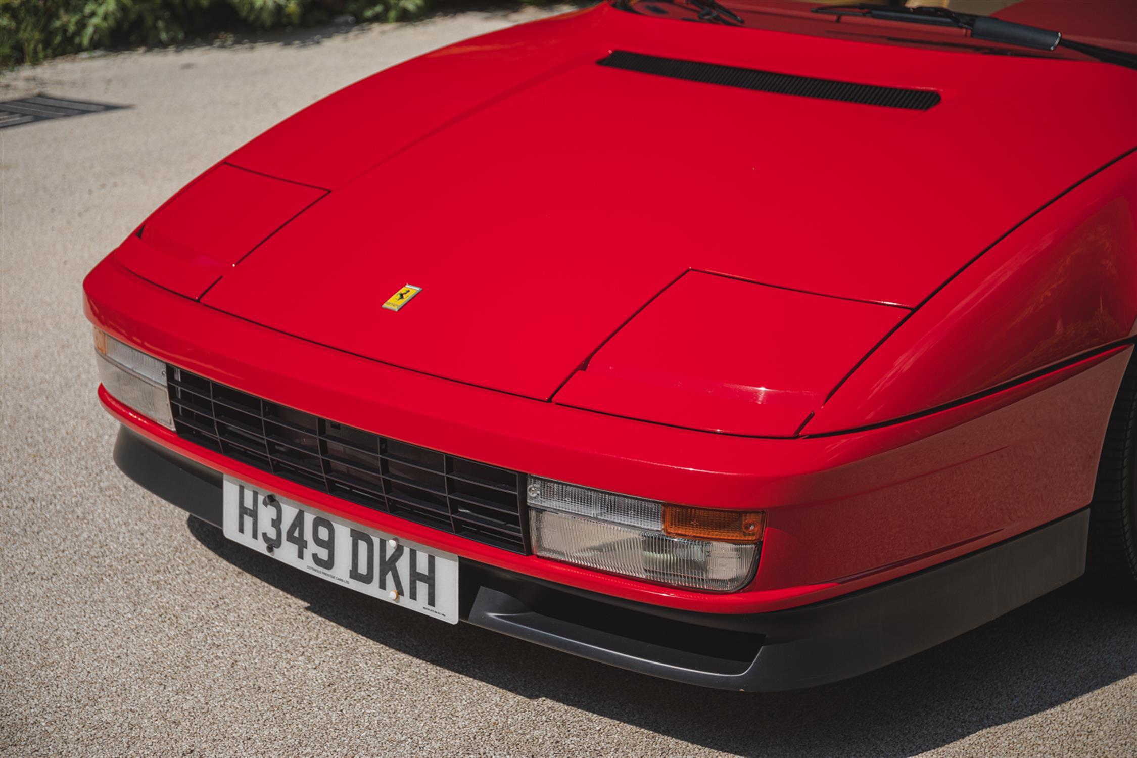 1991 Ferrari Testarossa - 1,829 Kilometres From New & Classiche'd - Image 15 of 15