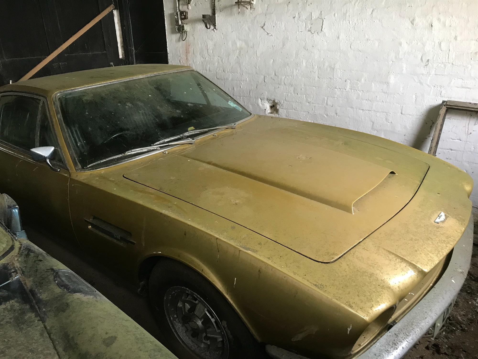 1973 Aston Martin AM V8 - Garage Find - Image 2 of 13